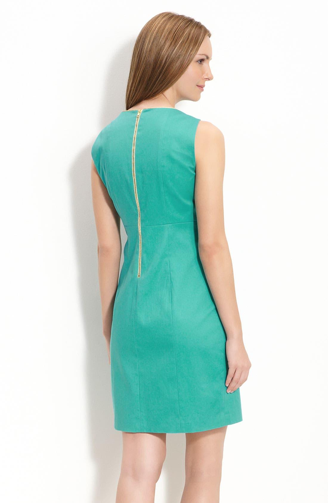 Alternate Image 2  - T Tahari 'Cali' Dress