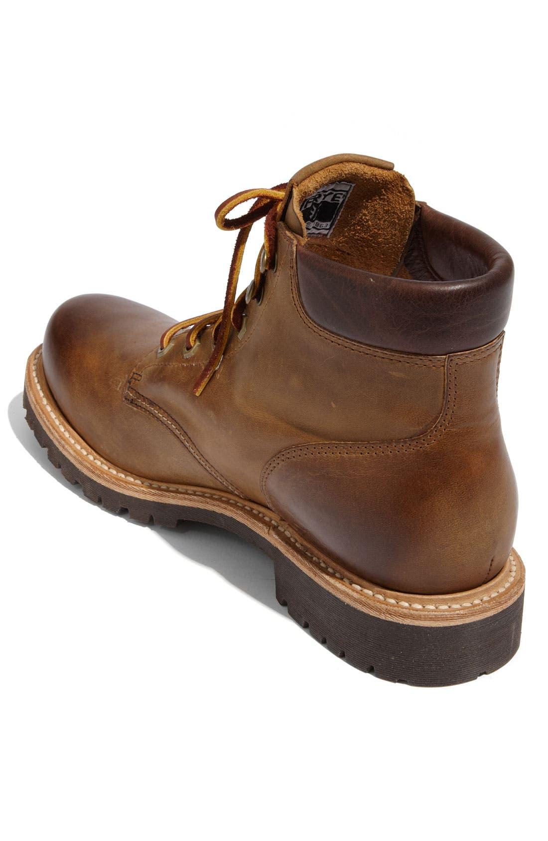 Alternate Image 3  - Frye 'Dakota' Plain Toe Boot