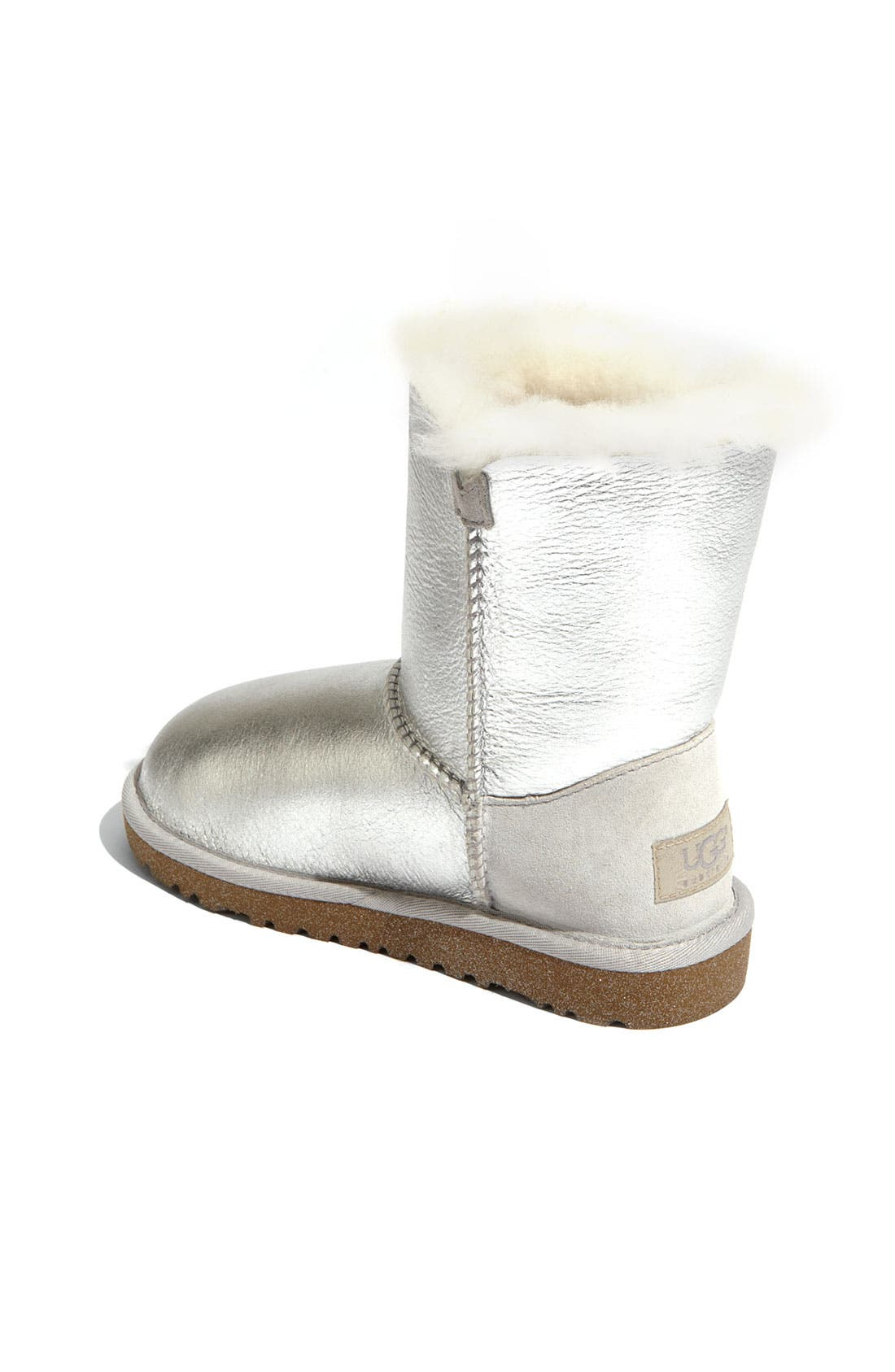 Alternate Image 2  - UGG® Australia 'Bailey' Button Boot (Walker, Toddler, Little Kid & Big Kid)