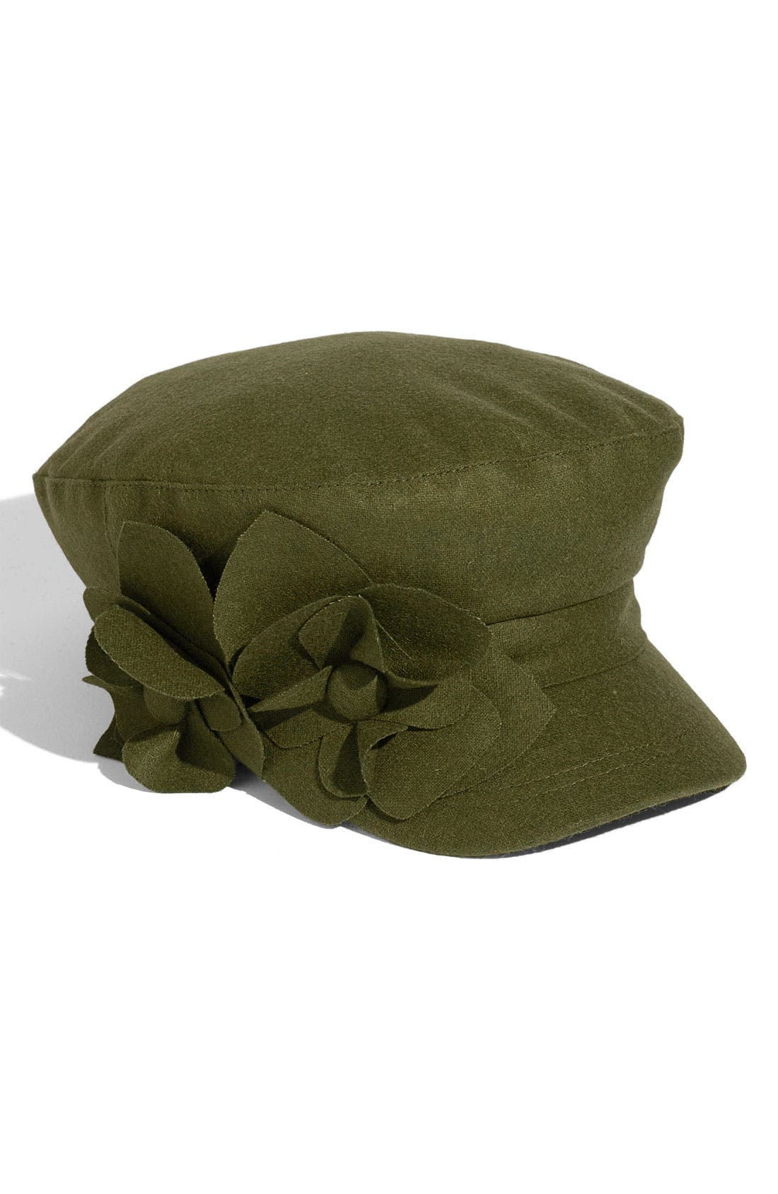 Alternate Image 1 Selected - August Hat 'Flower' Conductor Cap