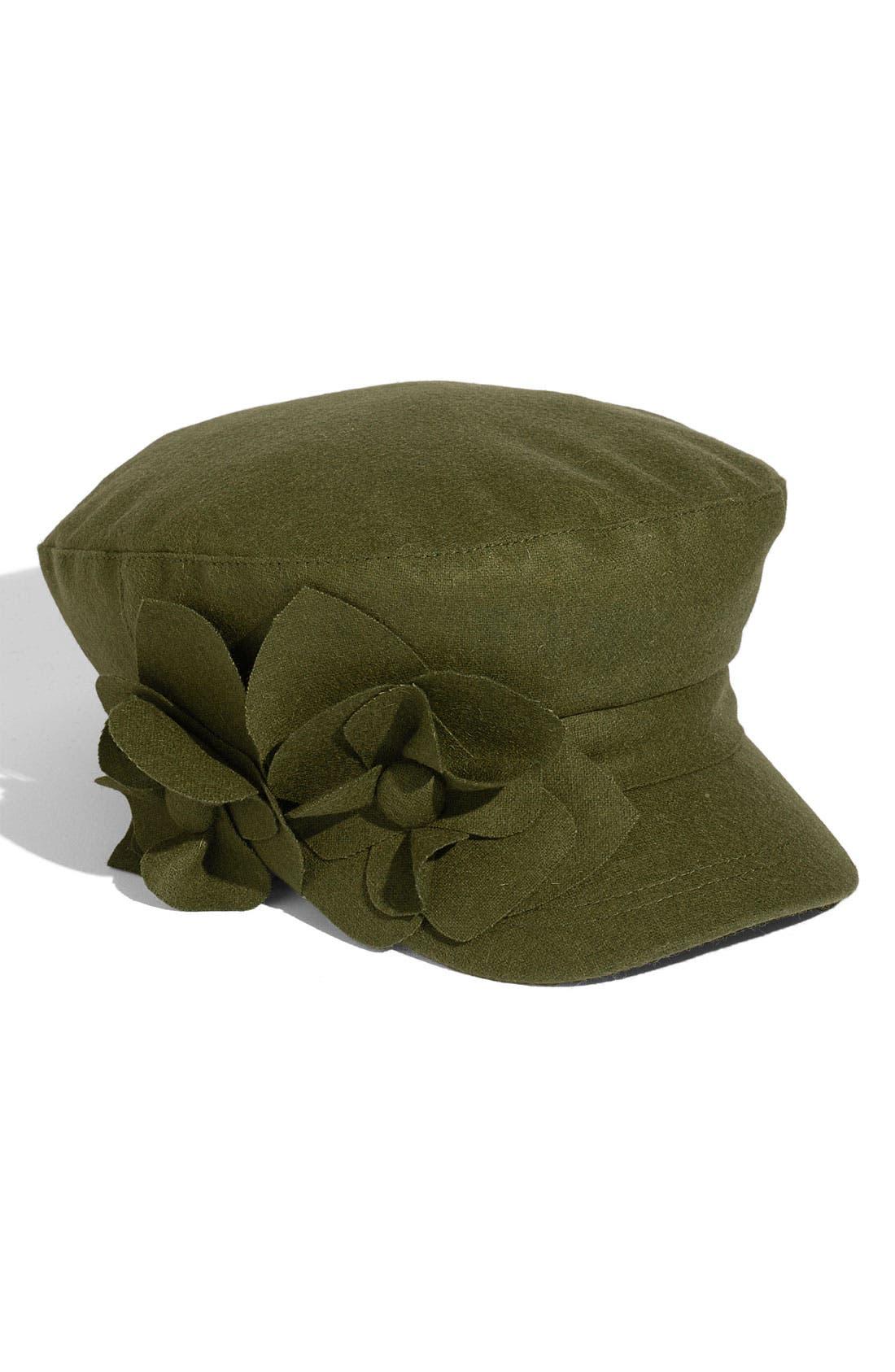 Main Image - August Hat 'Flower' Conductor Cap