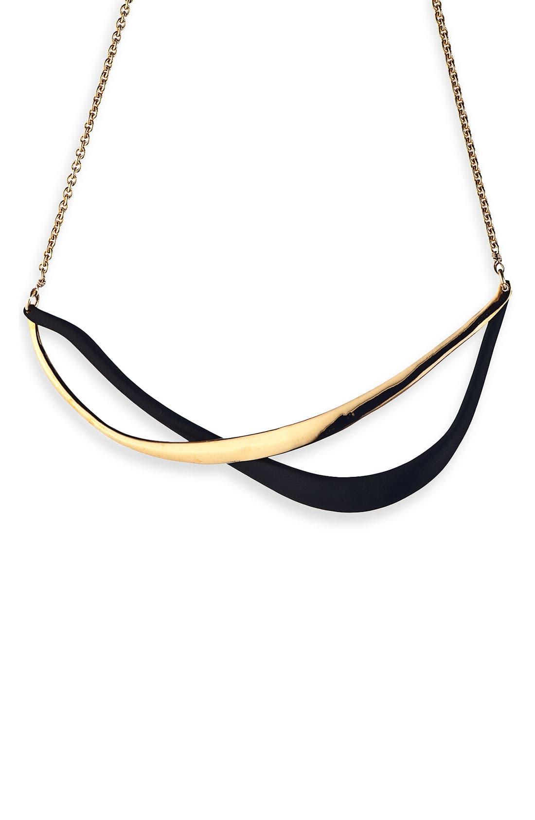 Alternate Image 1 Selected - Alexis Bittar 'Miss Havisham' Liquid Metal Twined Necklace