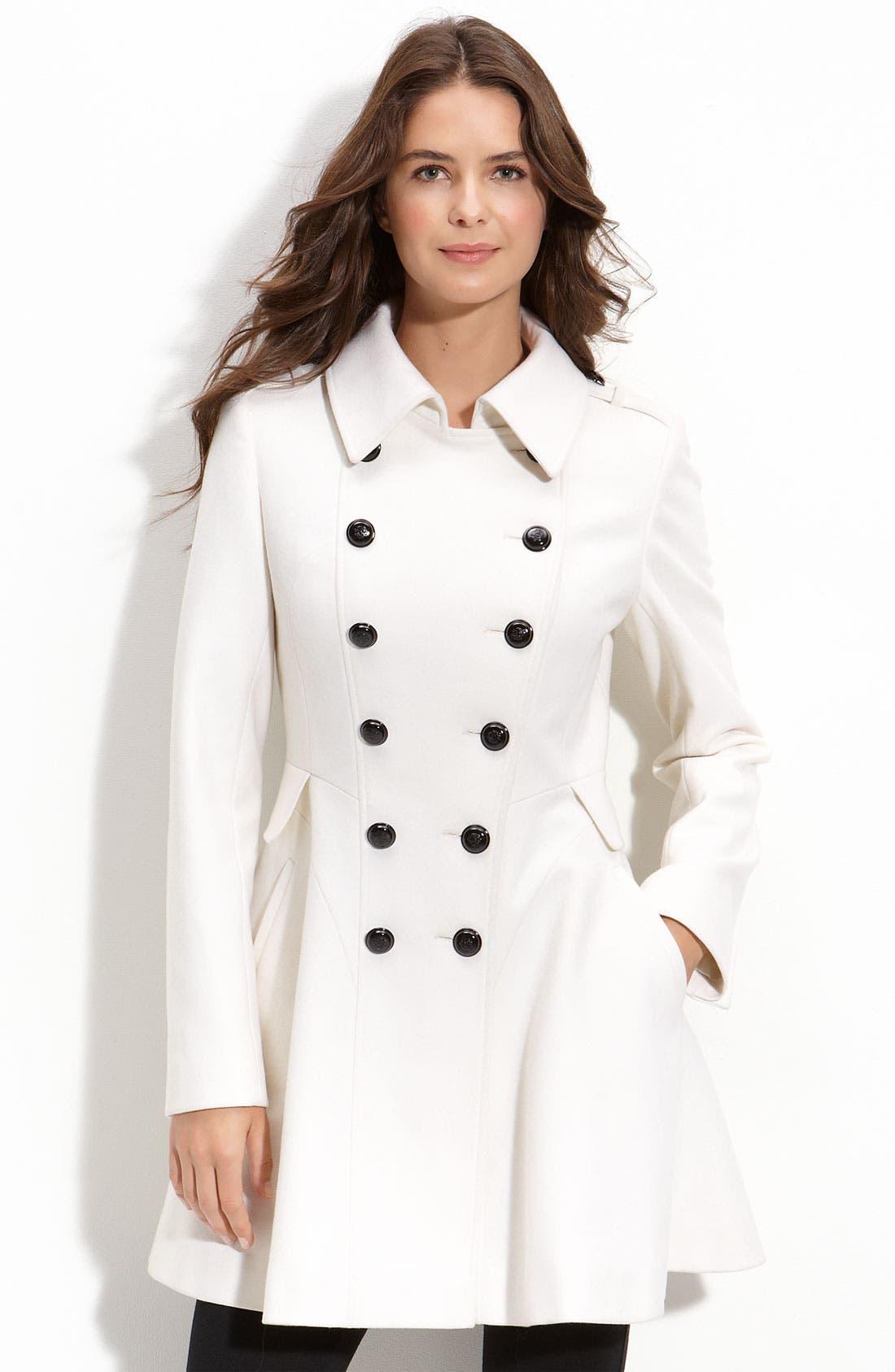 Alternate Image 2  - Via Spiga 'Novara' Double Breasted Coat