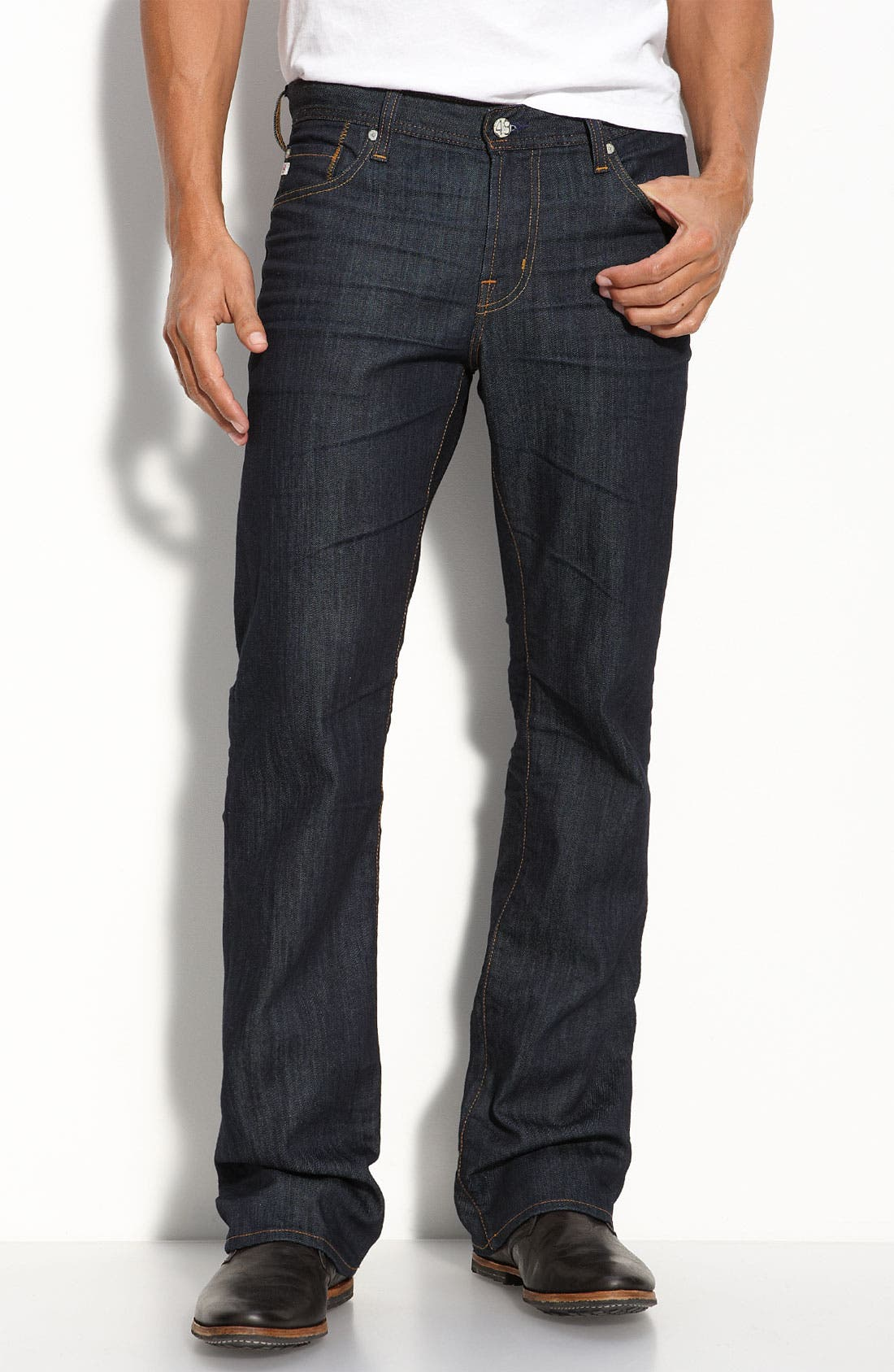 Main Image - AG Jeans 'Regent' Bootcut Jeans (1 Year Freshman)