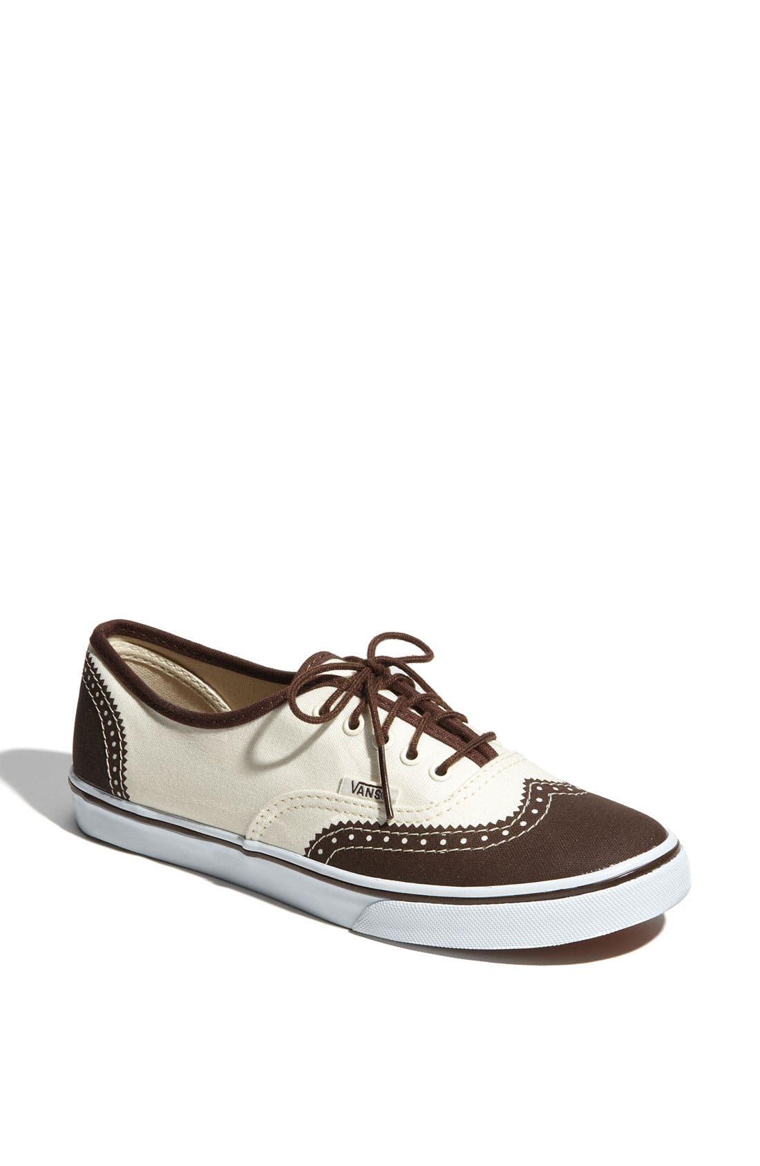 Alternate Image 1 Selected - Vans 'Oxford Lo Pro' Sneaker