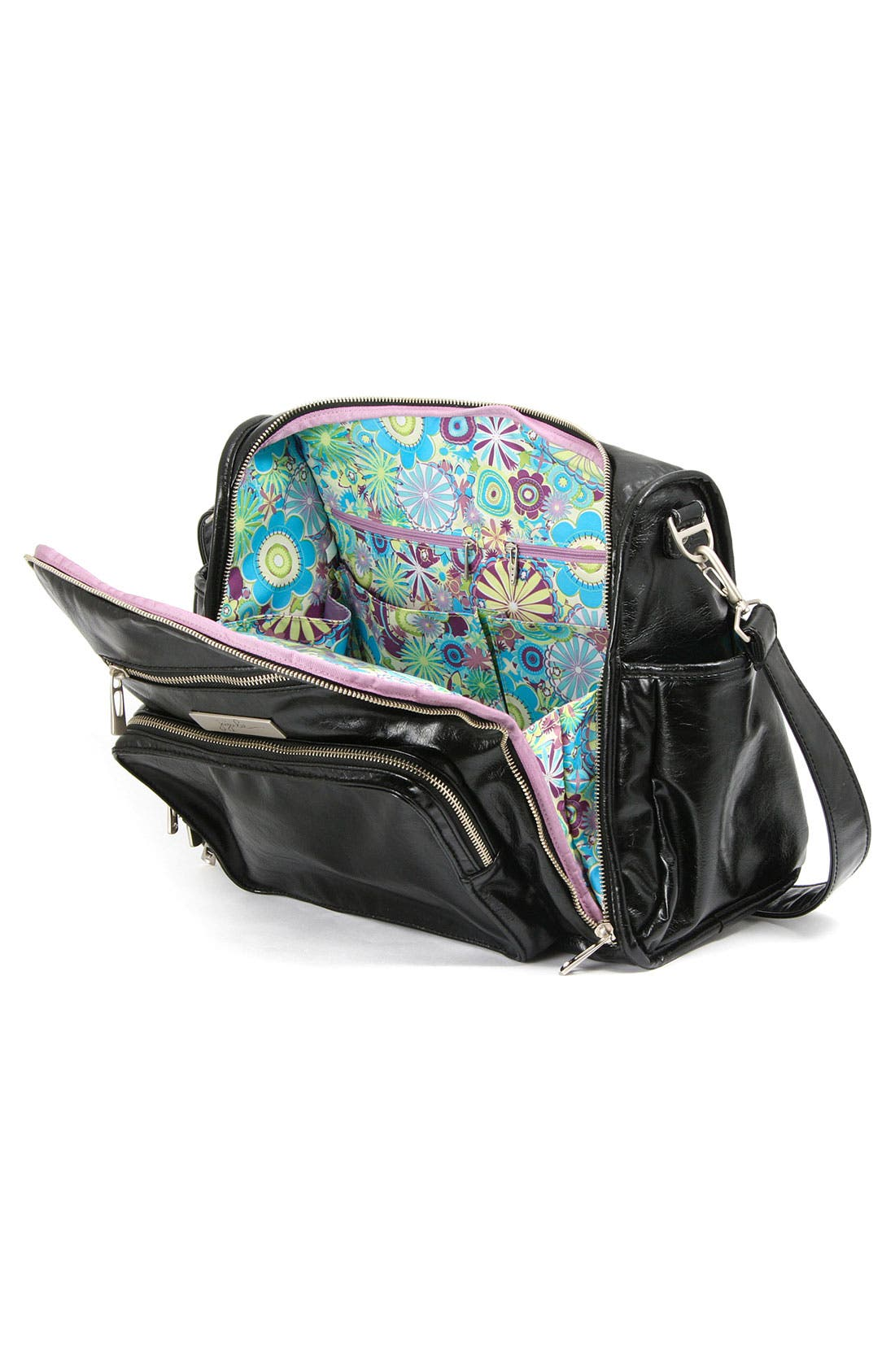 Alternate Image 2  - Ju-Ju-Be 'Be Fabulous' Earth Leather™ Faux Leather Diaper Bag