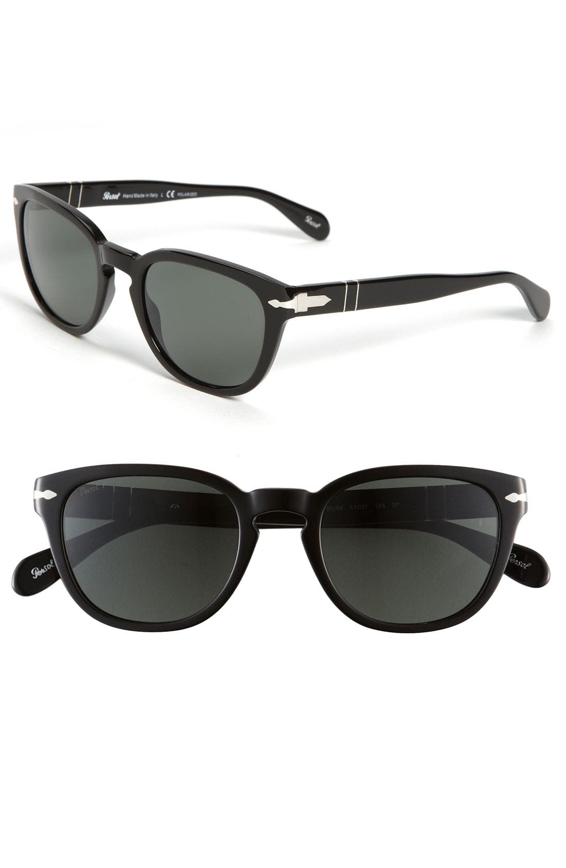 Alternate Image 1 Selected - Persol Retro Inspired Polarized Sunglasses