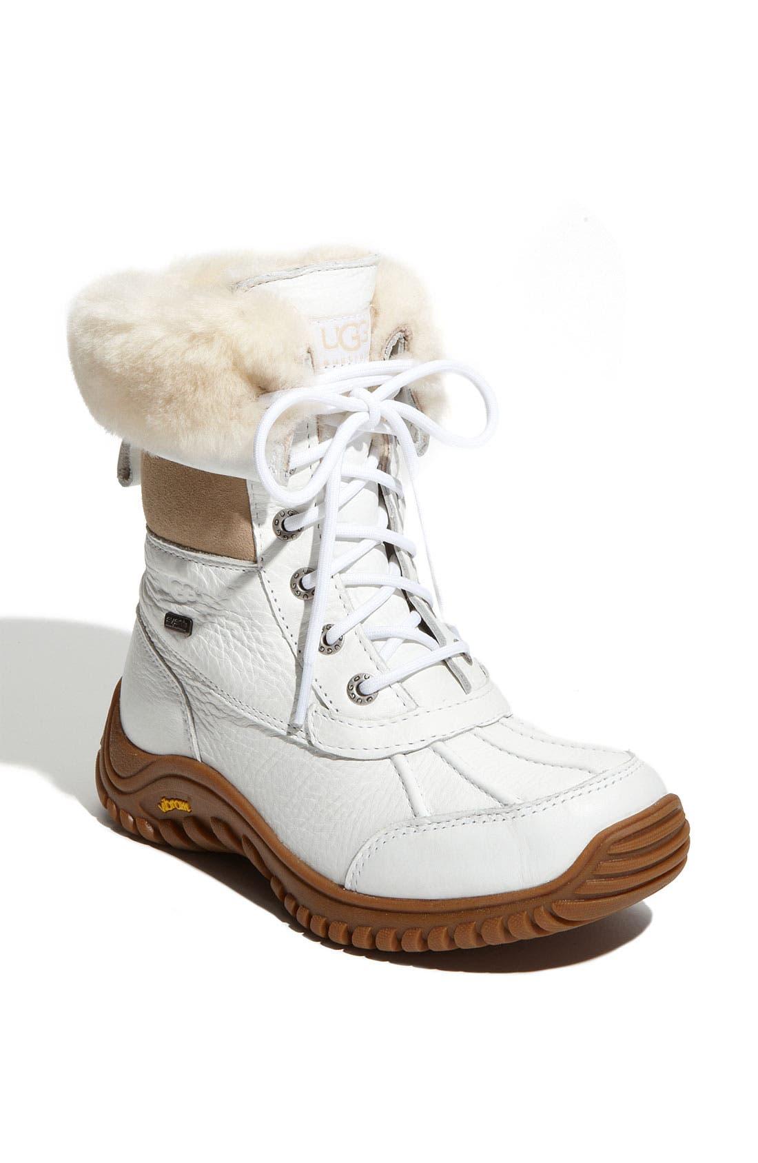 Alternate Image 1 Selected - UGG® Adirondack II Waterproof Boot (Women)