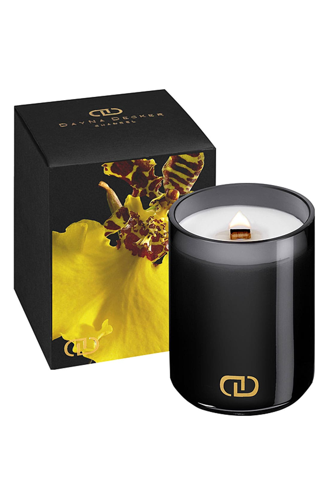 Alternate Image 1 Selected - DayNa Decker® 'Laini' Chandel® Candle