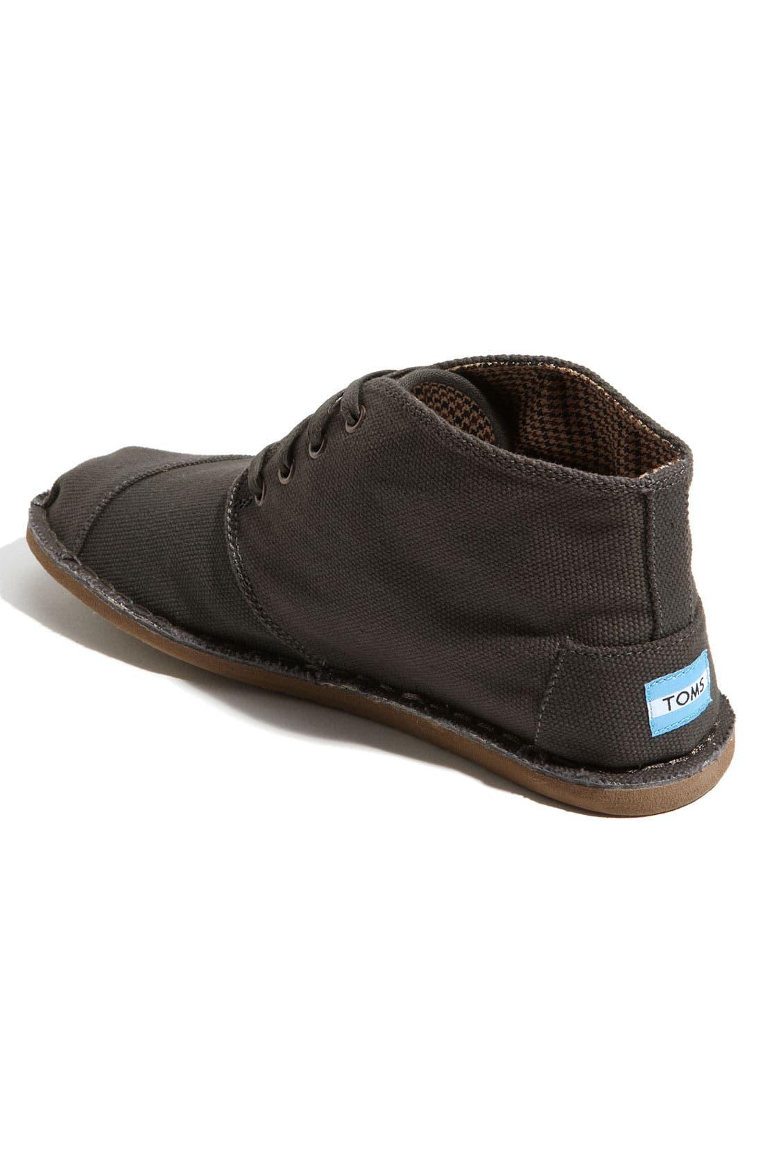 Alternate Image 2  - TOMS 'Botas - Desert' Chukka Boot (Men)