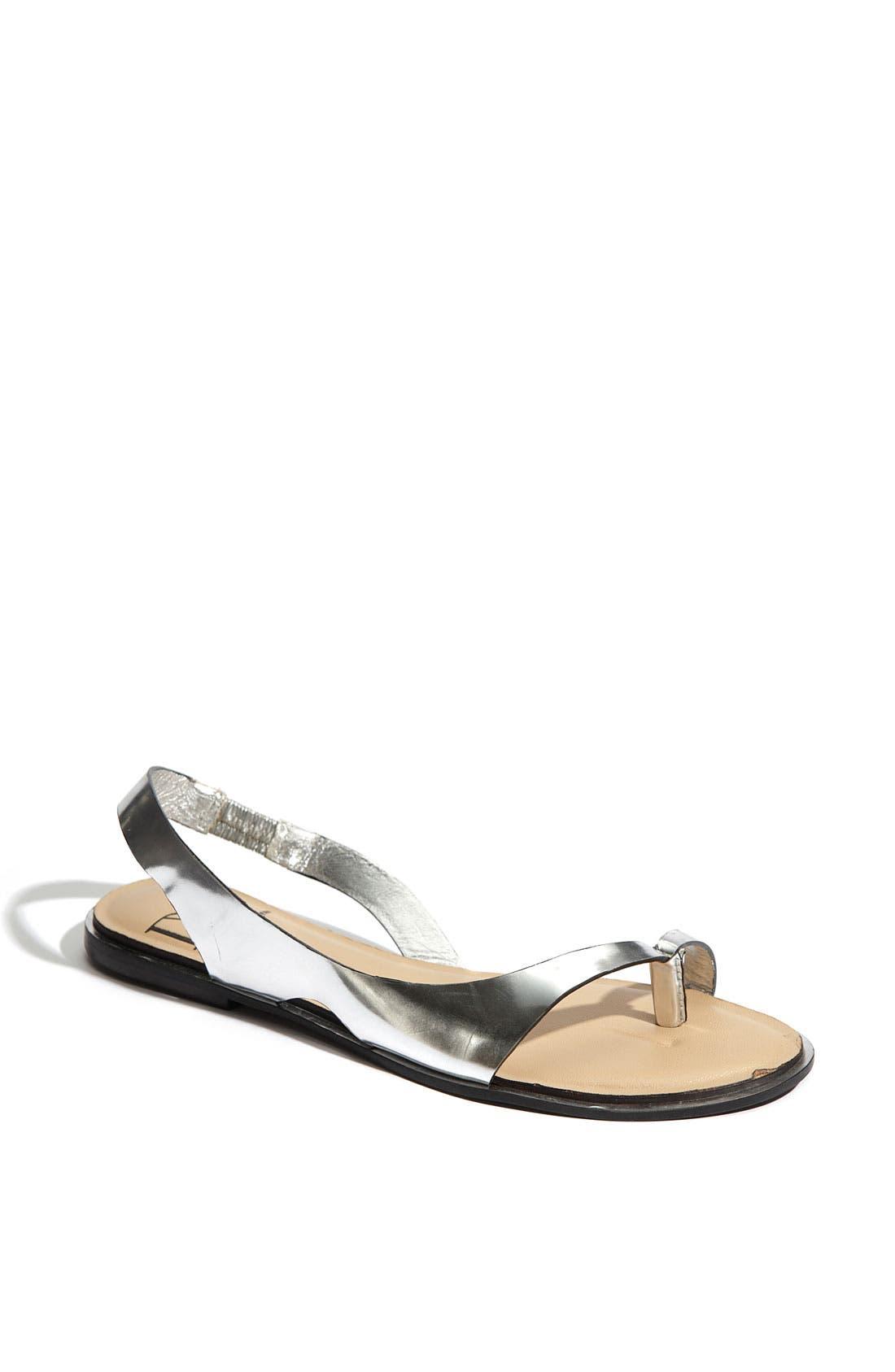Alternate Image 1 Selected - Diane von Furstenberg 'Kaiti' Slingback Sandal