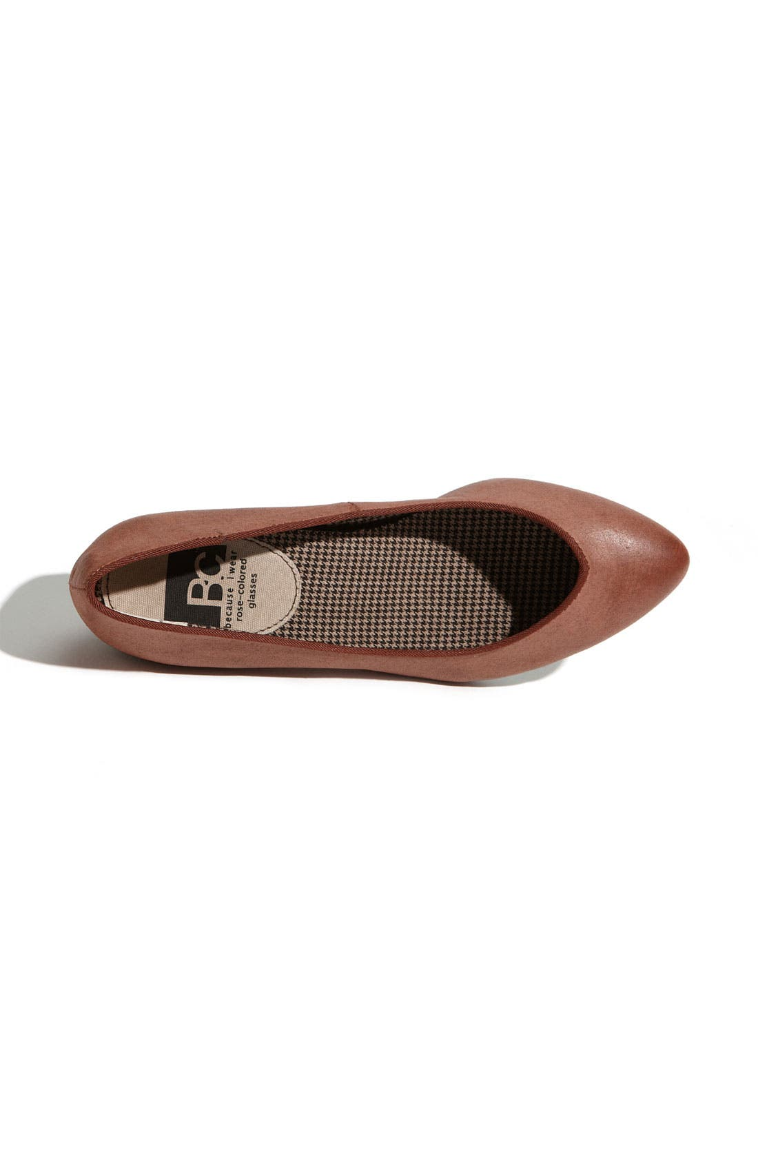 Alternate Image 3  - BC Footwear 'In The Winner's Circle' Pump