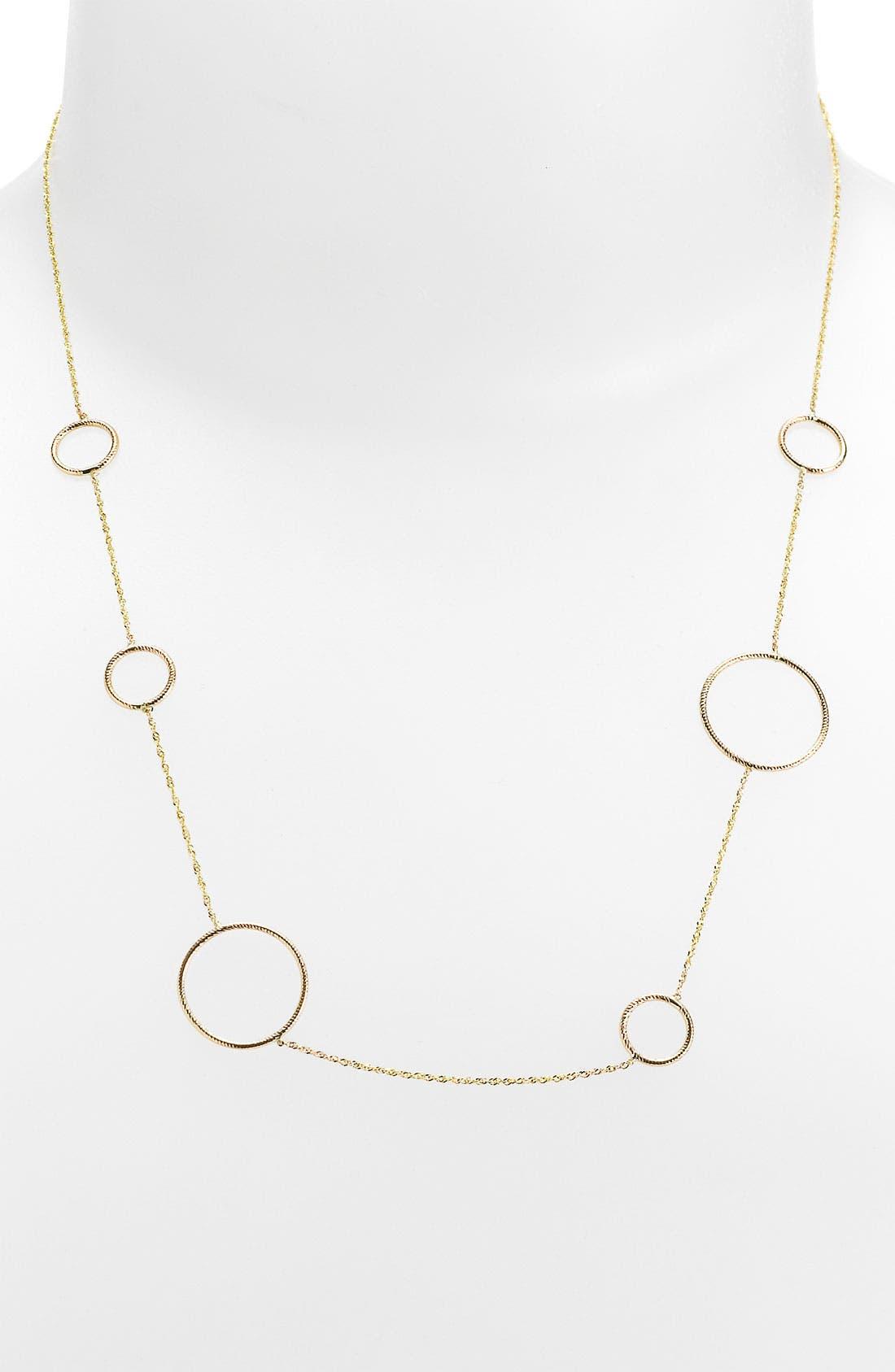 Alternate Image 1 Selected - Lana Jewelry 'Short Adoring' Necklace