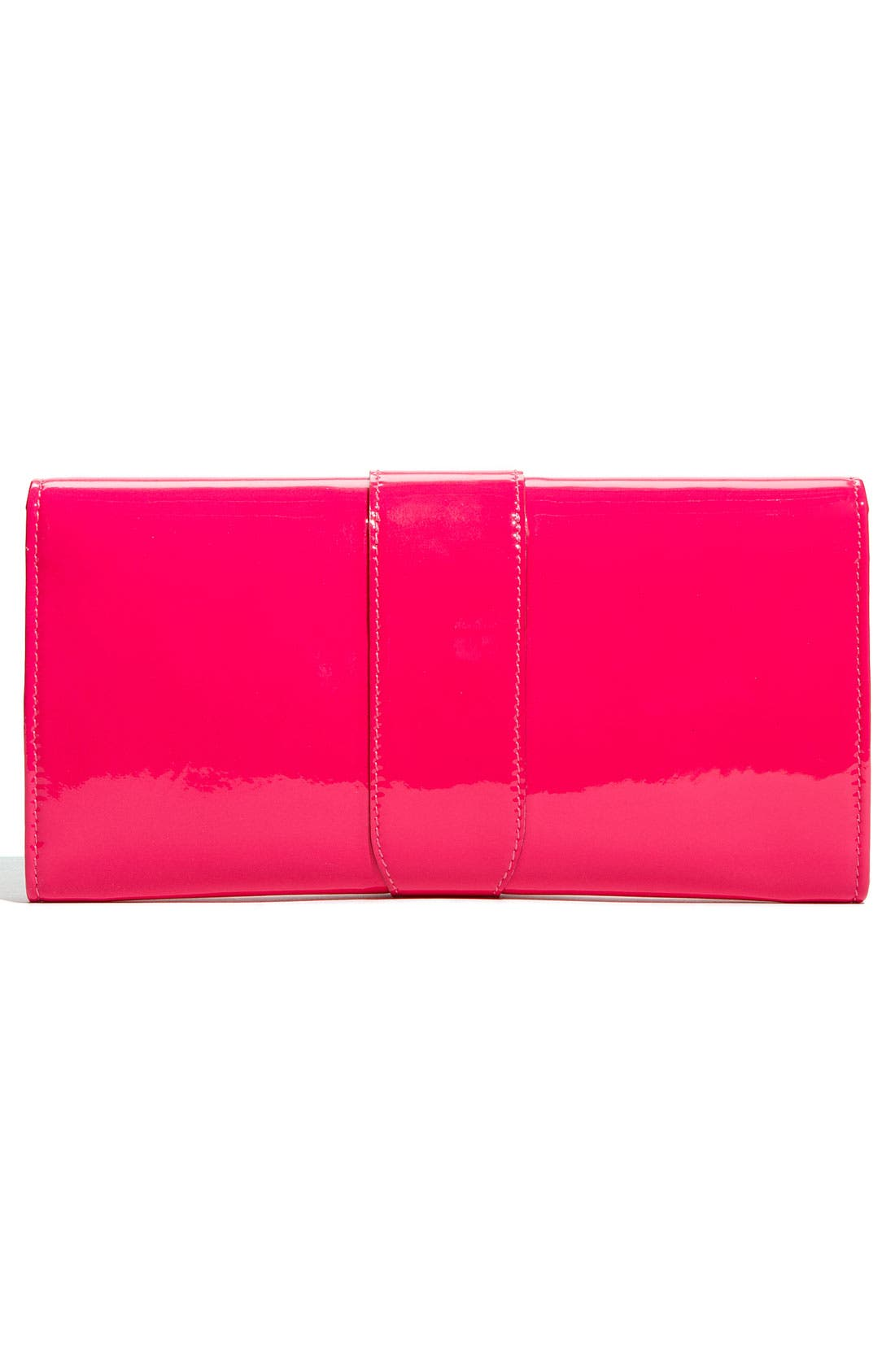 Alternate Image 4  - Jimmy Choo 'Ubai' Patent Leather Clutch