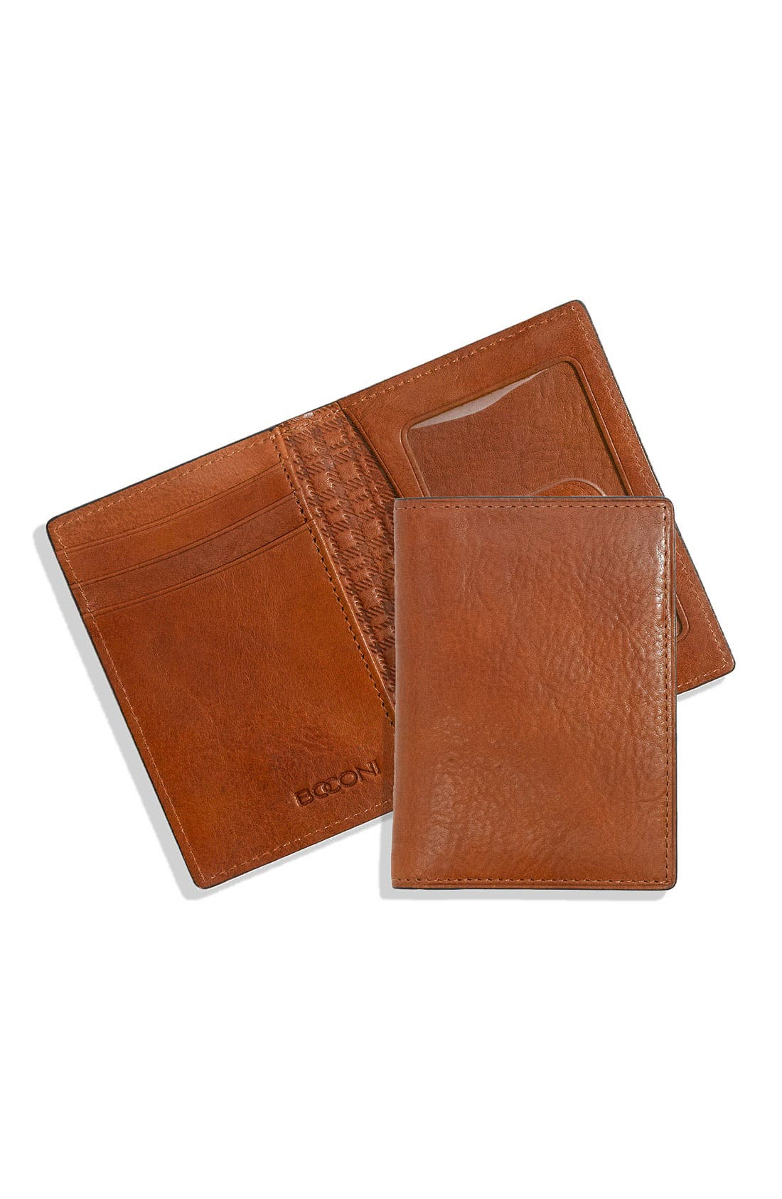 Alternate Image 1 Selected - Boconi 'Rinaldo' Slim Card Case