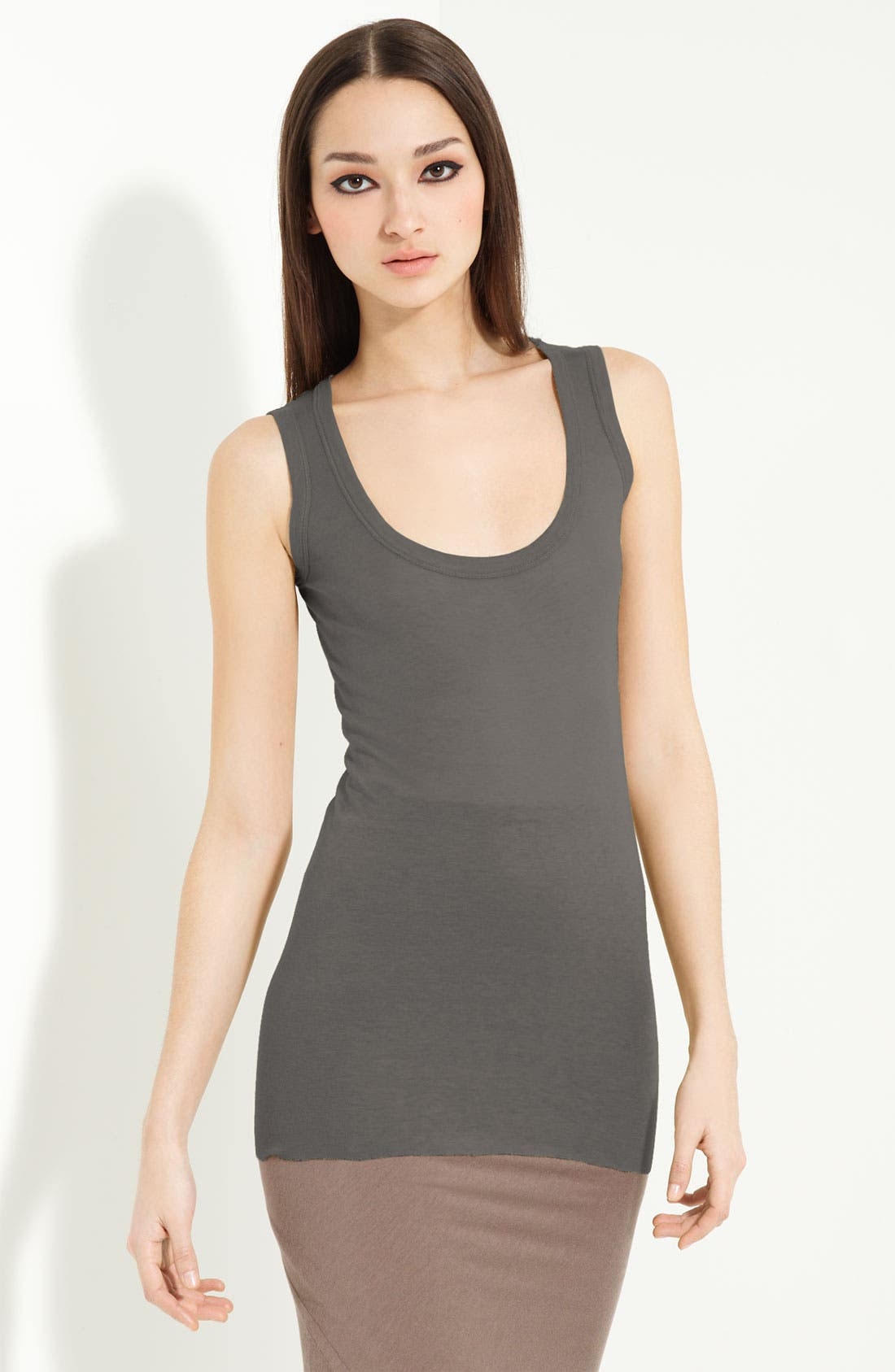 Alternate Image 1 Selected - Rick Owens Lilies Jersey Tank