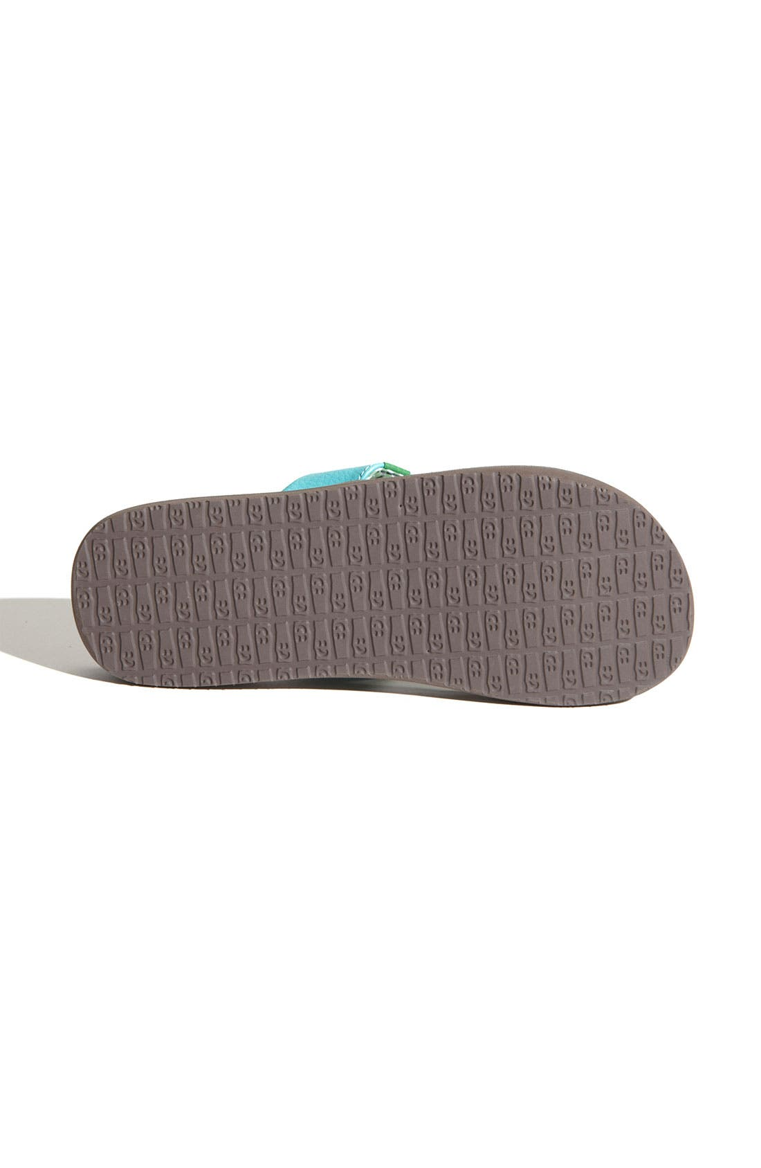 Alternate Image 4  - Sanuk 'Yoga Mat' Flip Flop (Women)