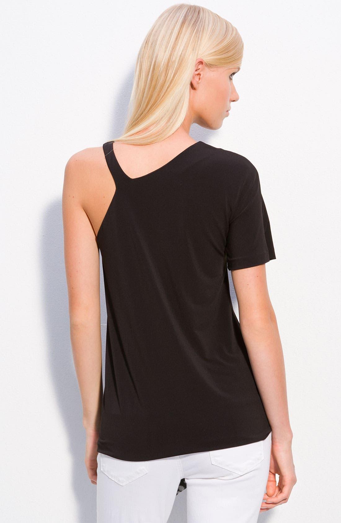 Alternate Image 2  - Just Cavalli One Shoulder Top