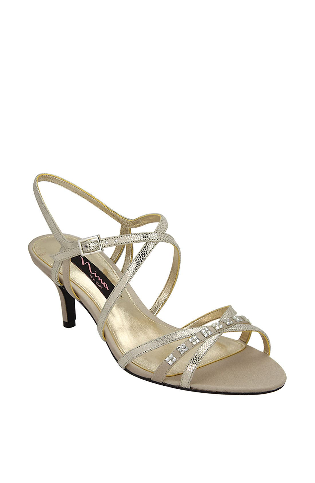 Alternate Image 1 Selected - Nina 'Curran' Sandal