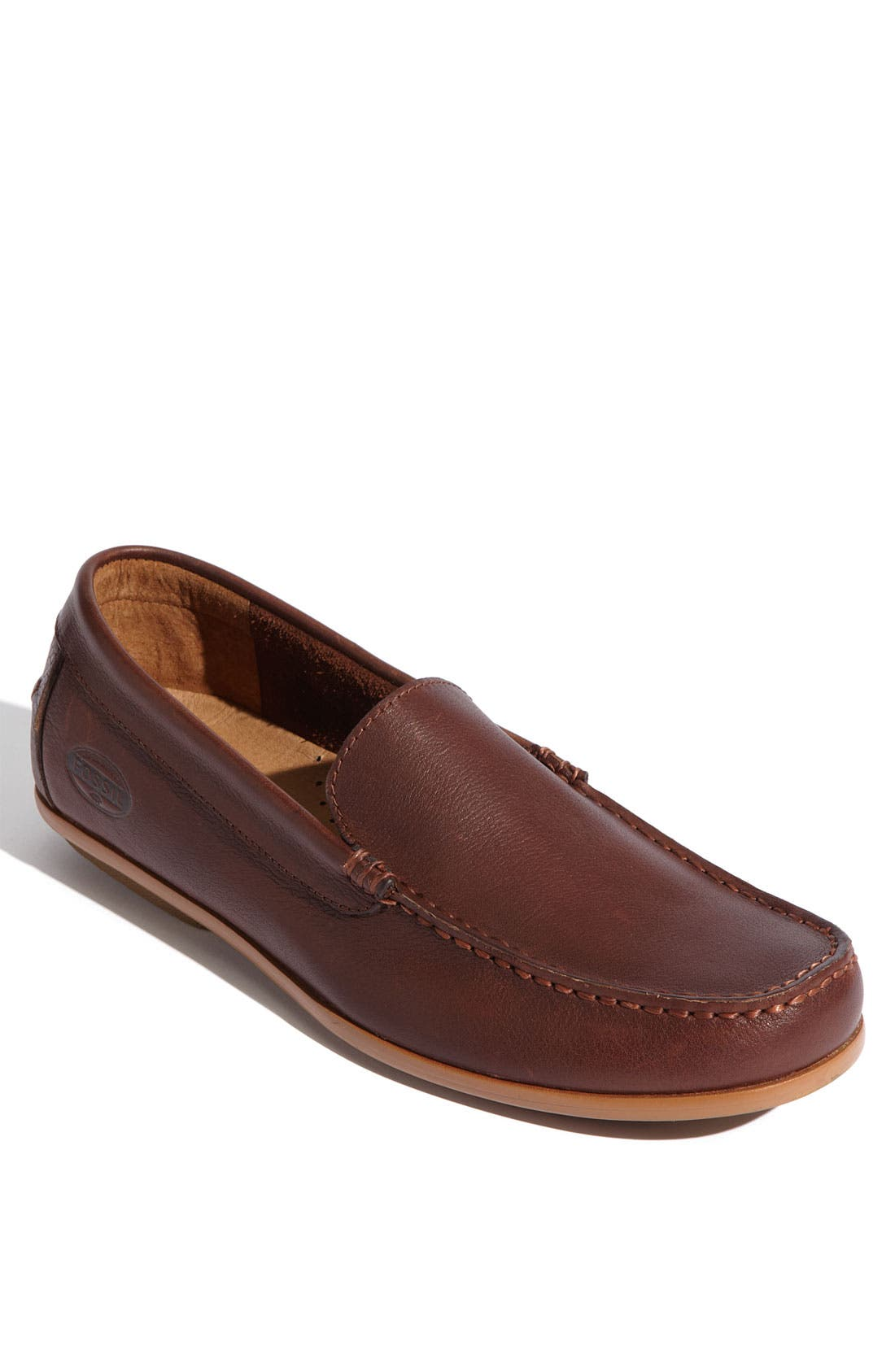 Alternate Image 1 Selected - Fossil 'Gene' Venetian Loafer