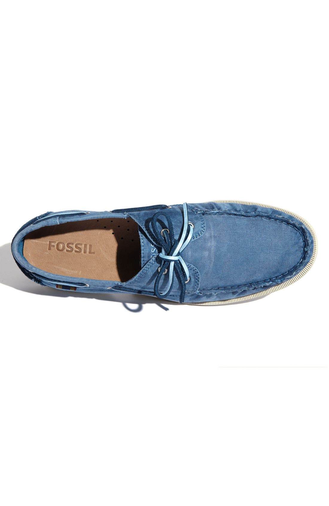 Alternate Image 3  - Fossil 'Bruno' Boat Shoe Oxford