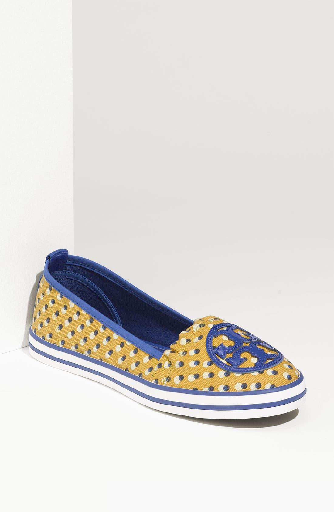Alternate Image 1 Selected - Tory Burch Slip On Sneaker