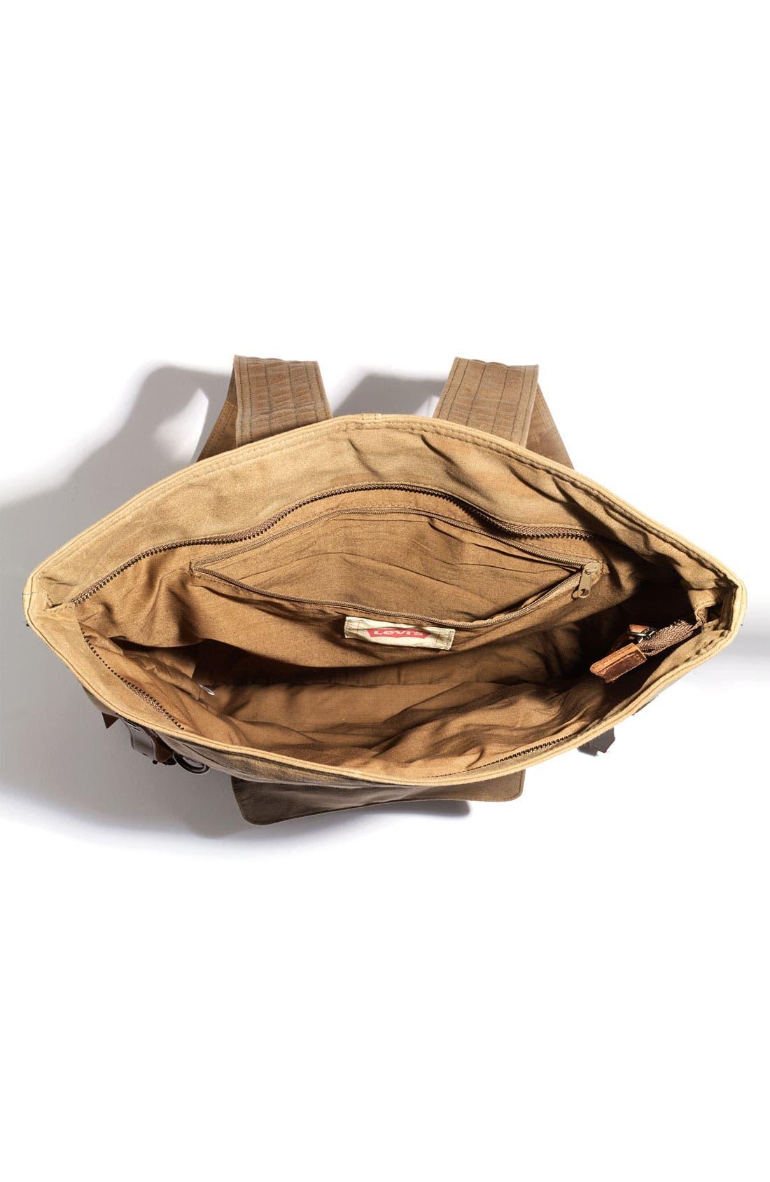 Alternate Image 3  - Levi's 'River Rock' Backpack