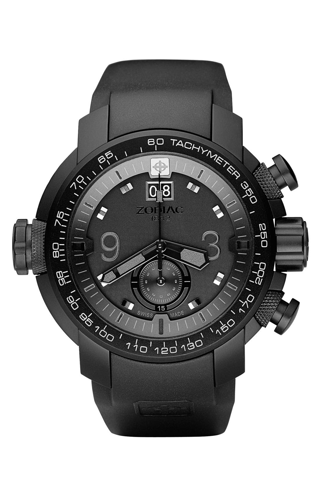Alternate Image 1 Selected - Zodiac 'ZMX' Watch