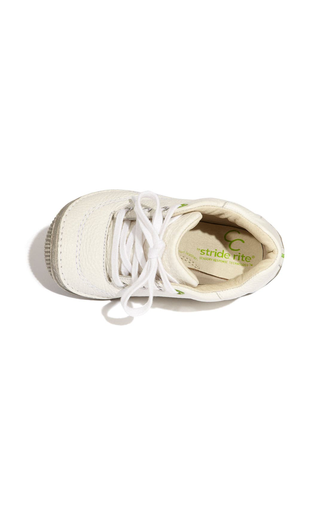 Alternate Image 3  - Stride Rite 'Brattle' Sneaker (Baby, Walker & Toddler)