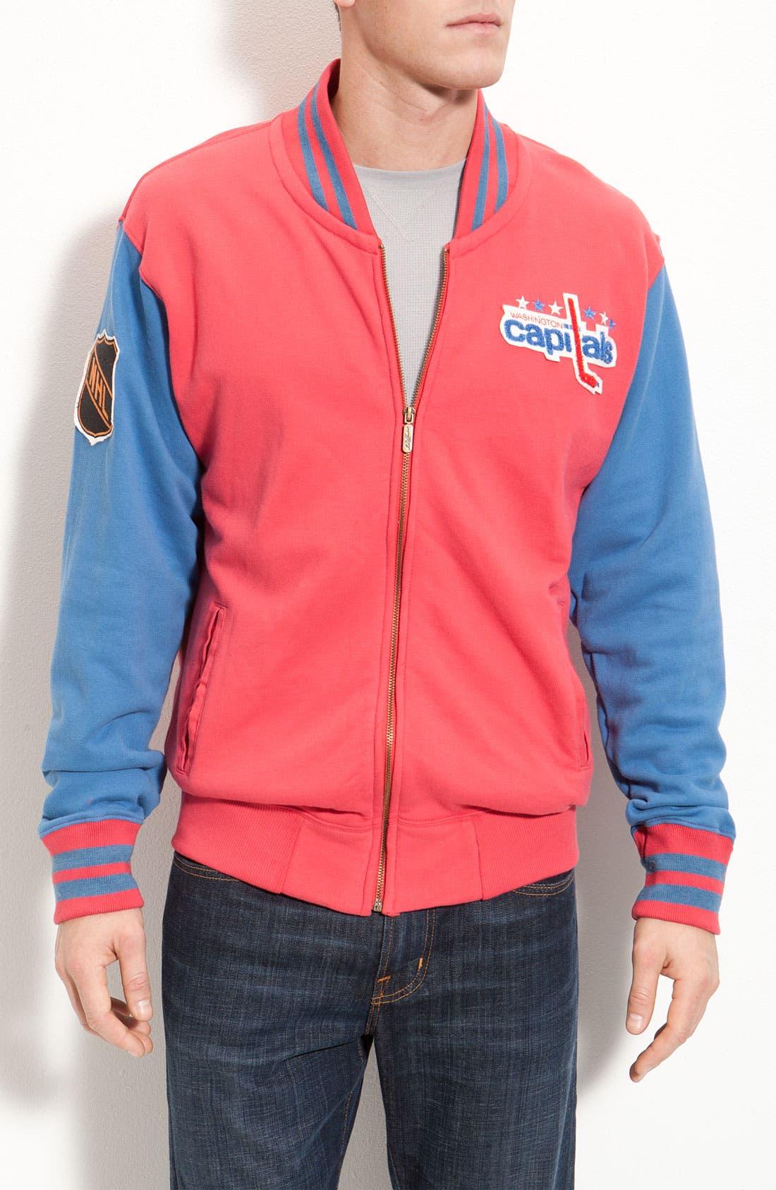 Main Image - Red Jacket 'Homeroom Capitals' Jacket