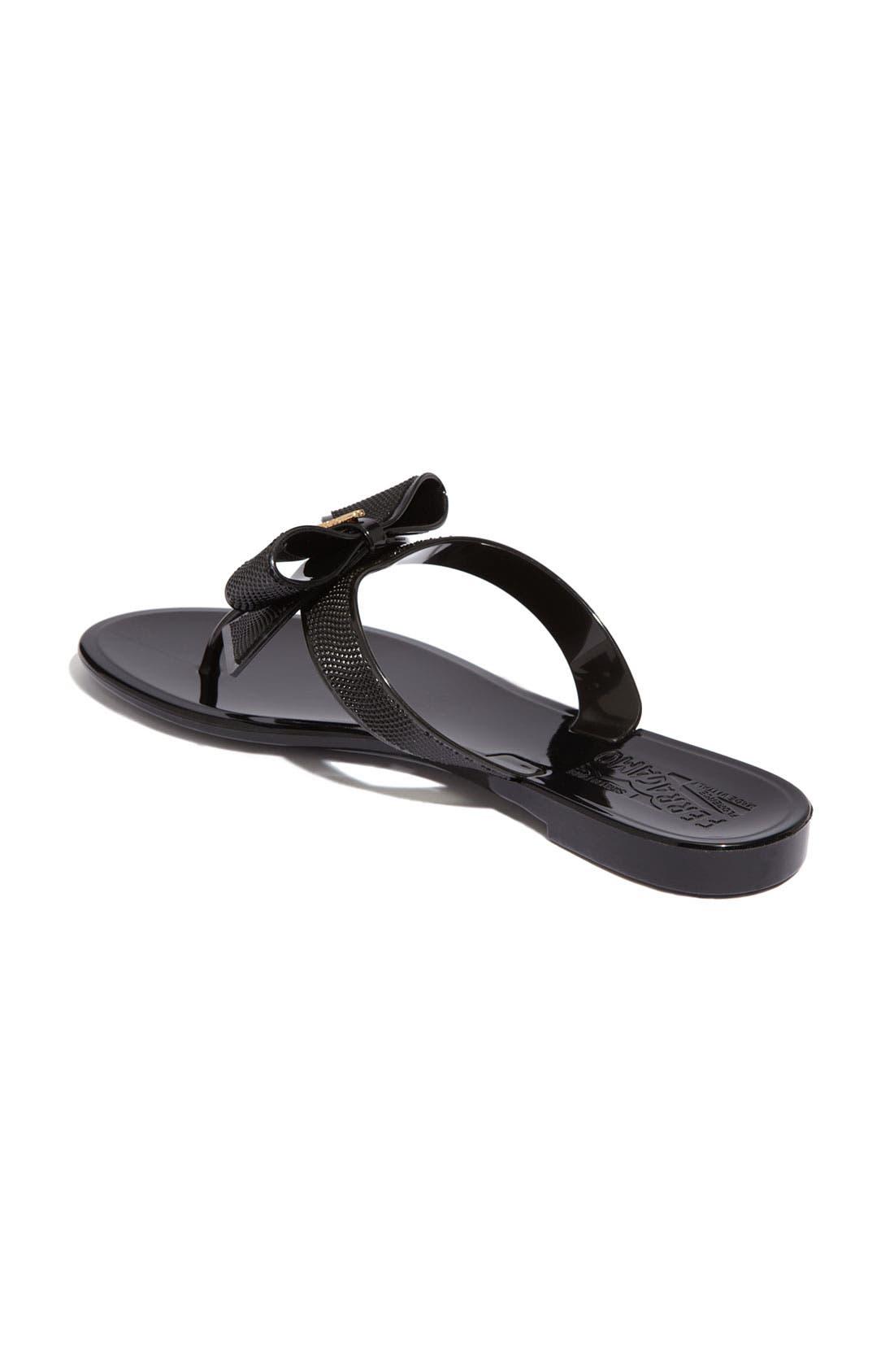 Alternate Image 2  - Salvatore Ferragamo 'Bali' Sandal