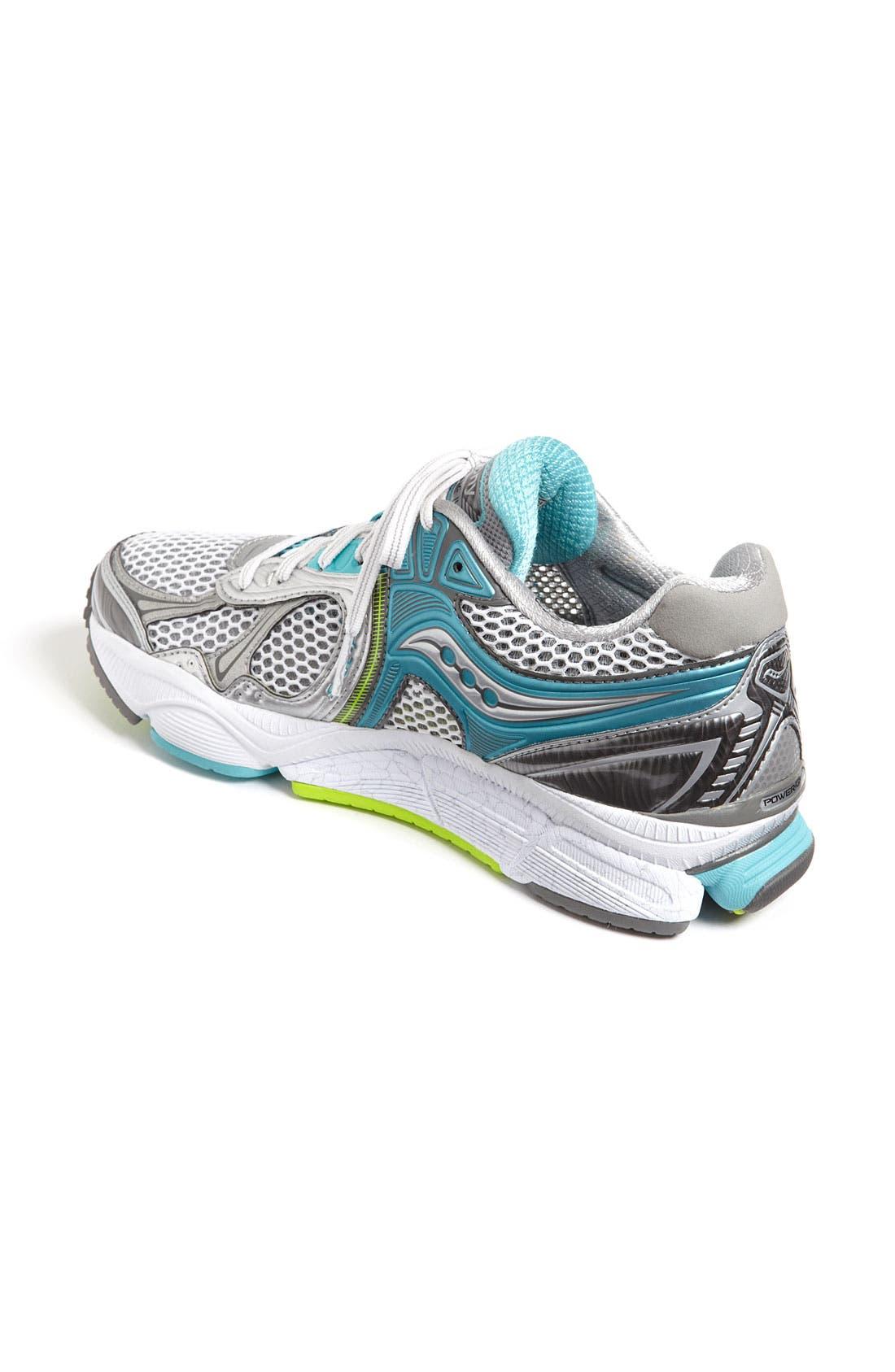 Alternate Image 2  - Saucony 'PowerGrid Hurricane 14' Running Shoe (Women)