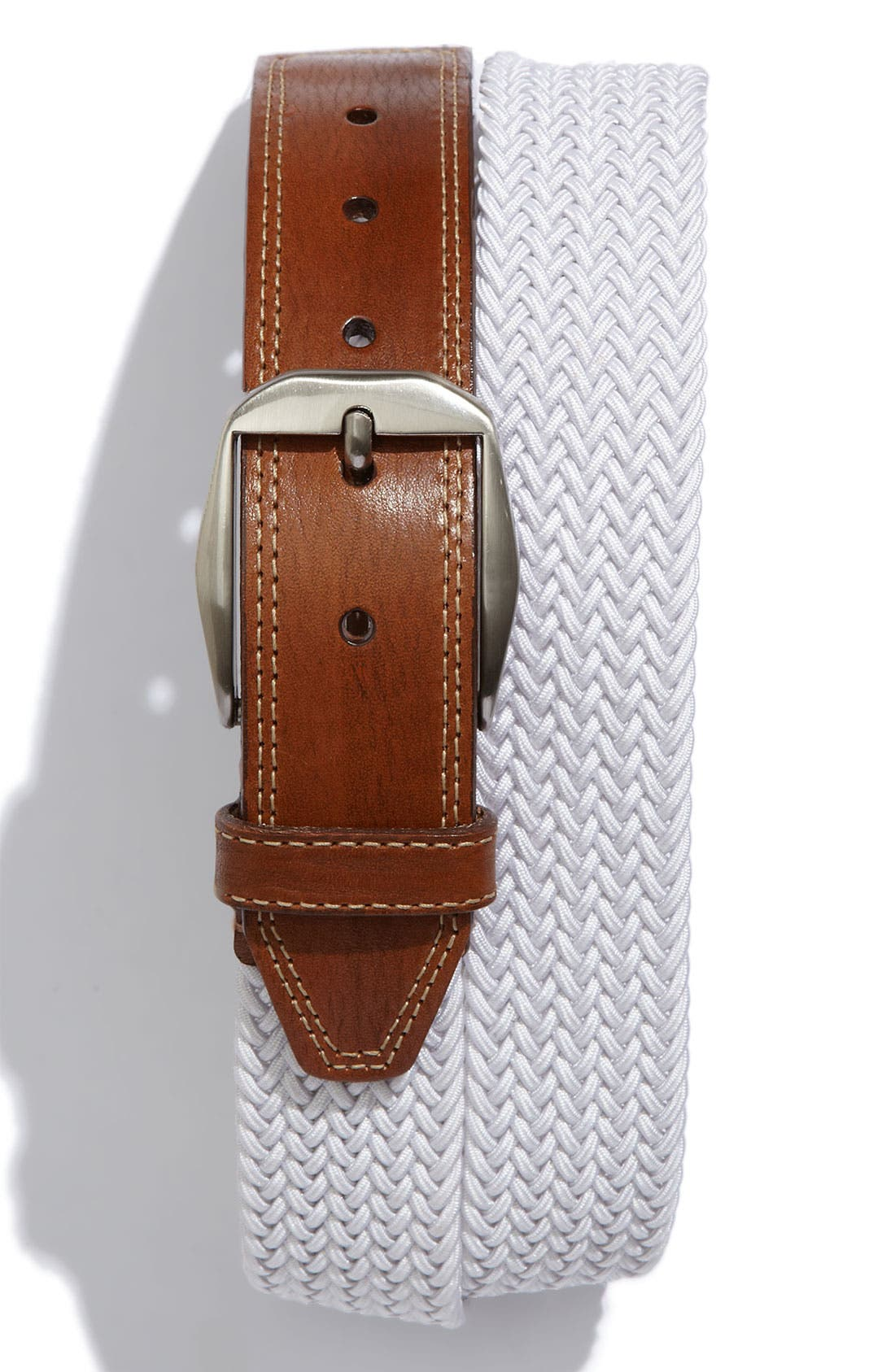 Alternate Image 1 Selected - Martin Dingman 'Beck' Stretch Belt