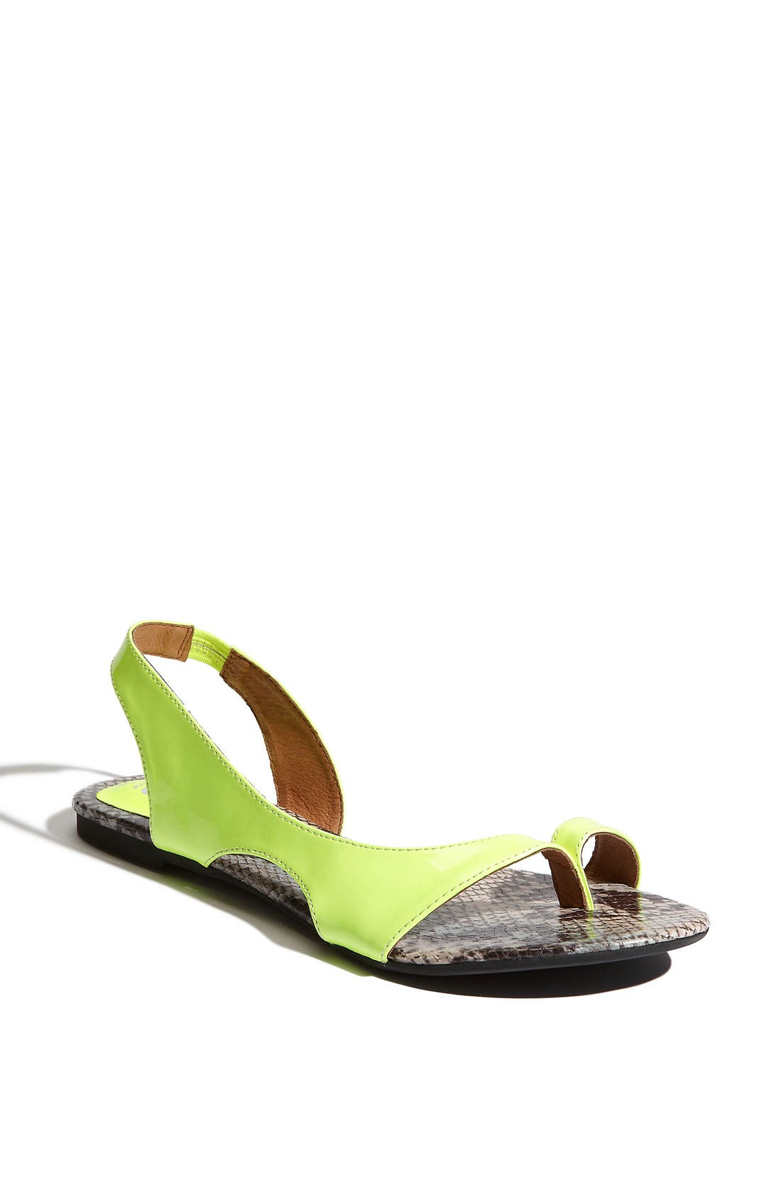 Alternate Image 1 Selected - Jeffrey Campbell 'Eddy' Sandal