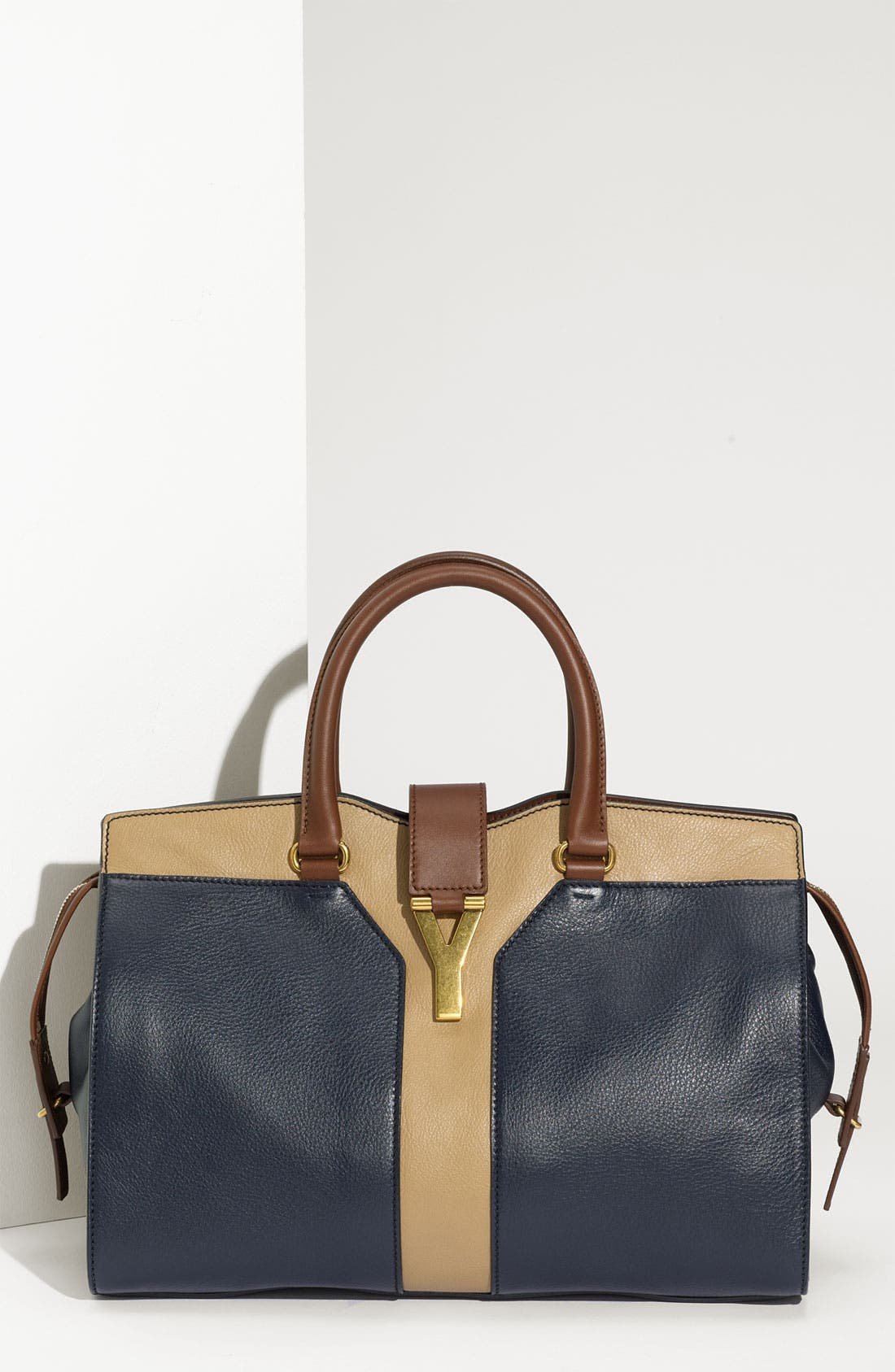 Alternate Image 1 Selected - Yves Saint Laurent 'Cabas Chyc - Medium' Satchel