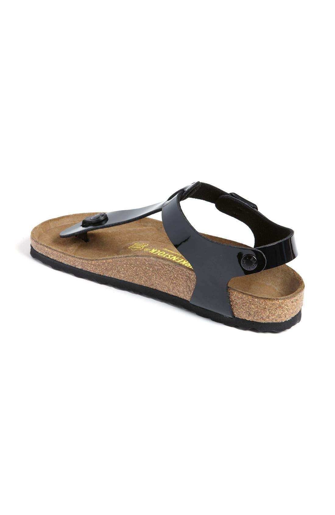 Alternate Image 2  - Birkenstock 'Kairo' Birko-Flor™ Sandal (Women)