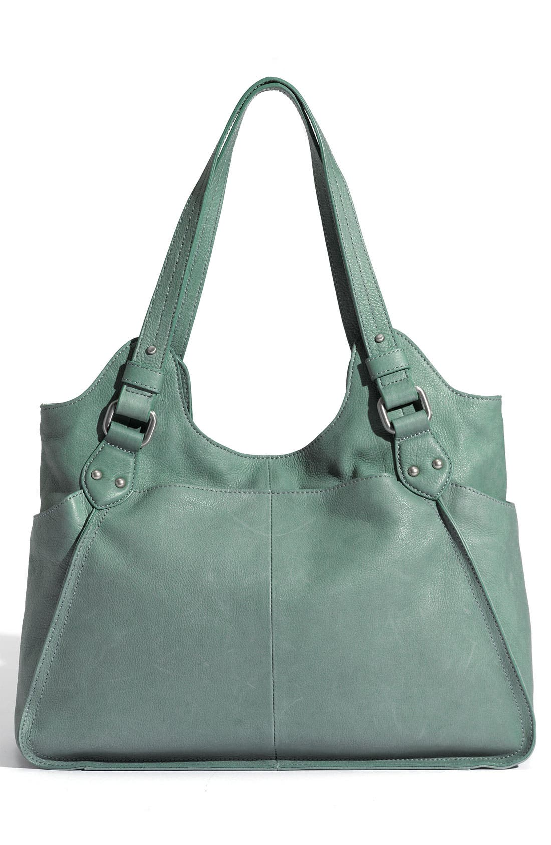 Alternate Image 4  - Perlina 'Claire' Leather Tote