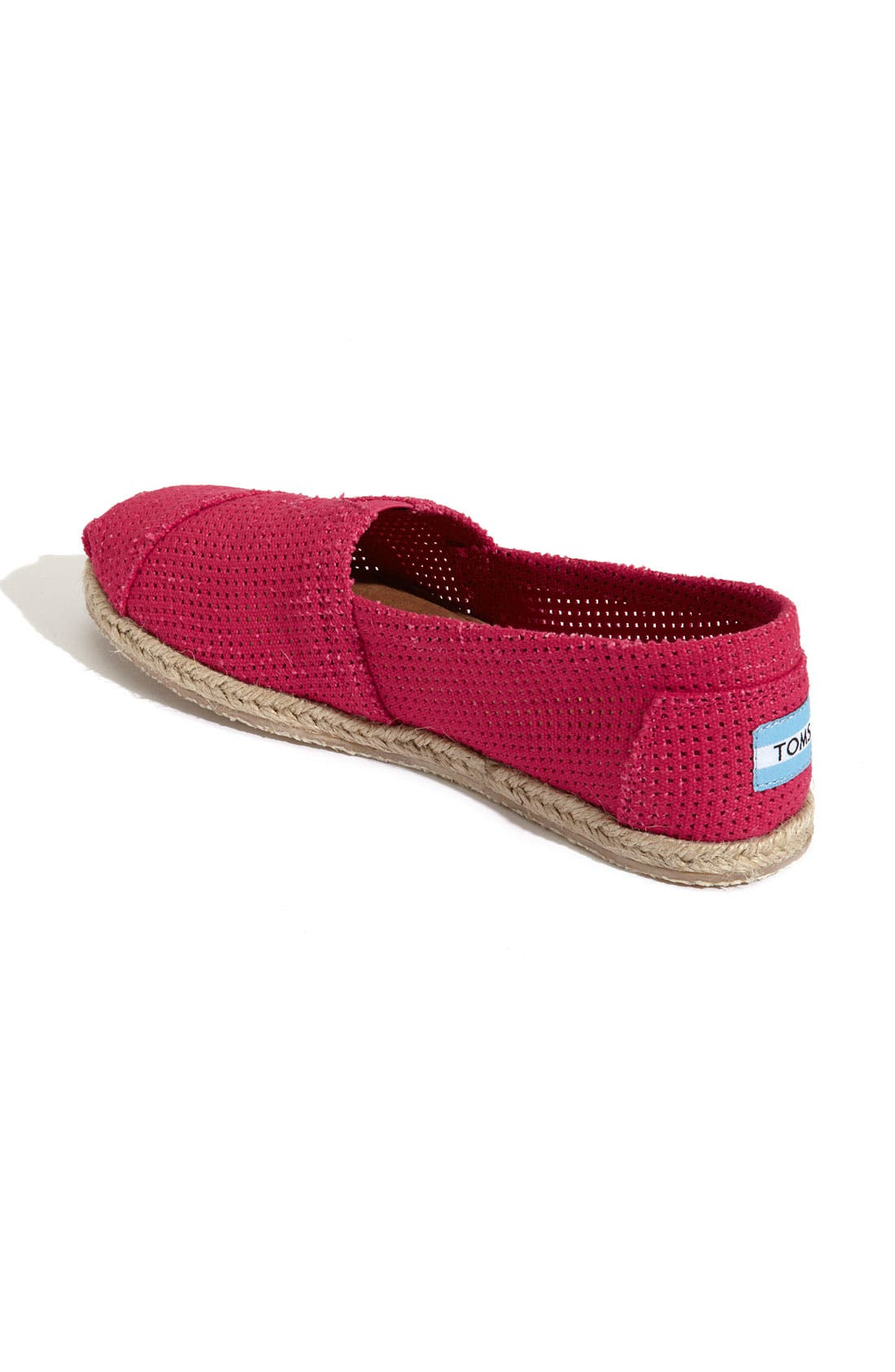 Alternate Image 2  - TOMS 'Freetown - Classic' Espadrille Slip-On (Women)