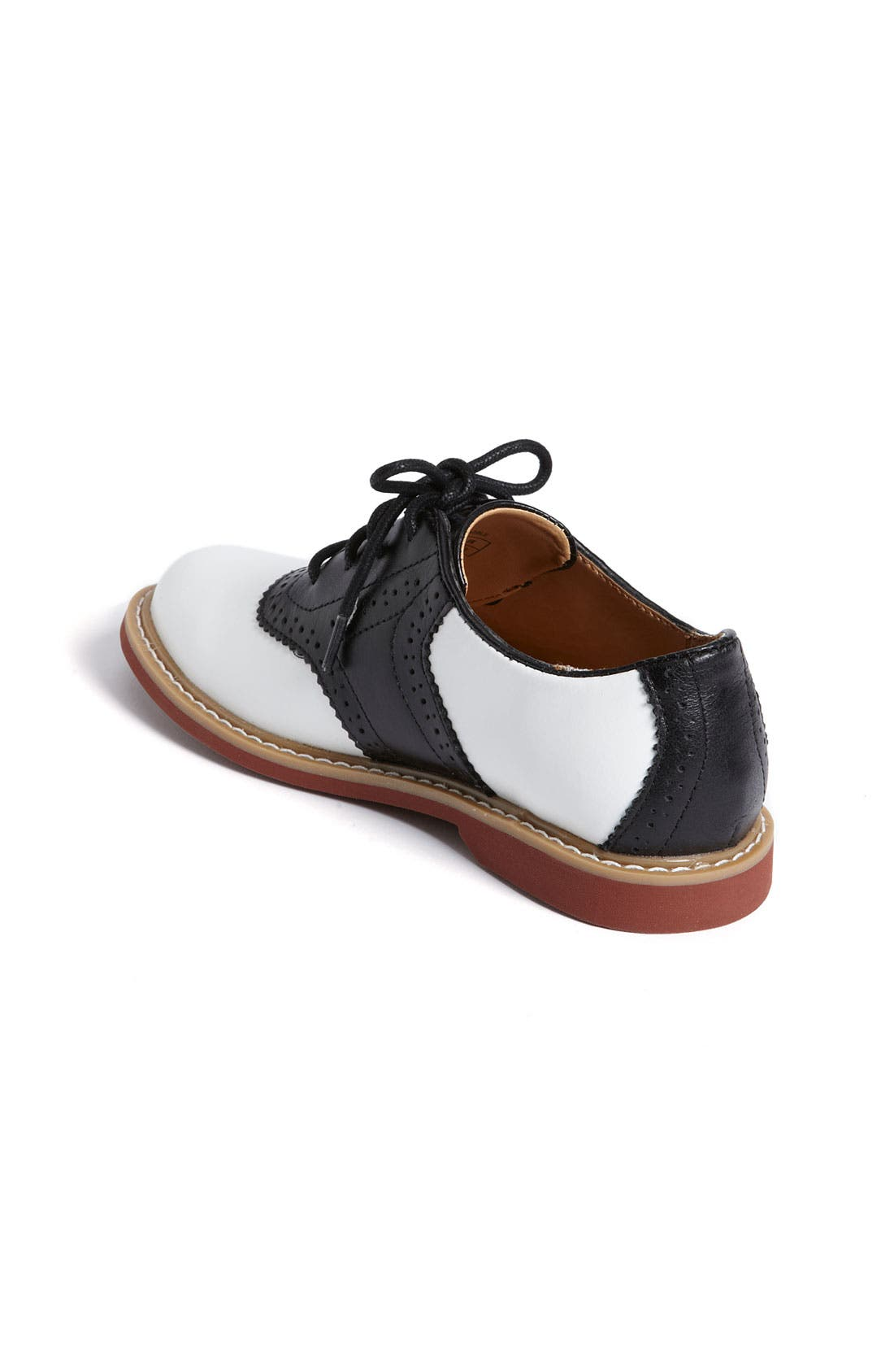 Alternate Image 2  - Cole Haan 'Air Franklin' Saddle Shoes (Toddler, Little Kid & Big Kid)