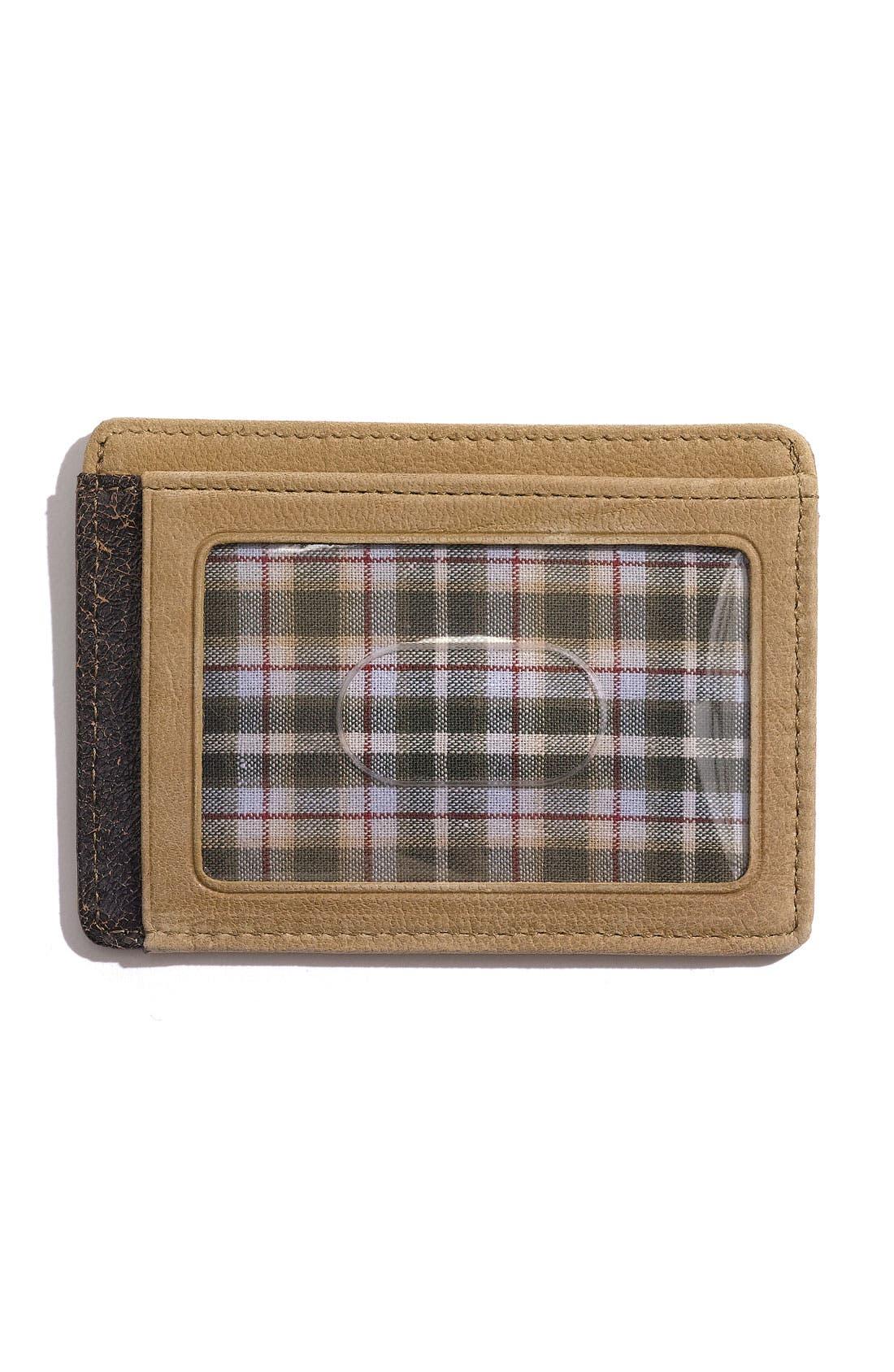 Alternate Image 2  - Boconi 'Leon' Leather Credit Card Case