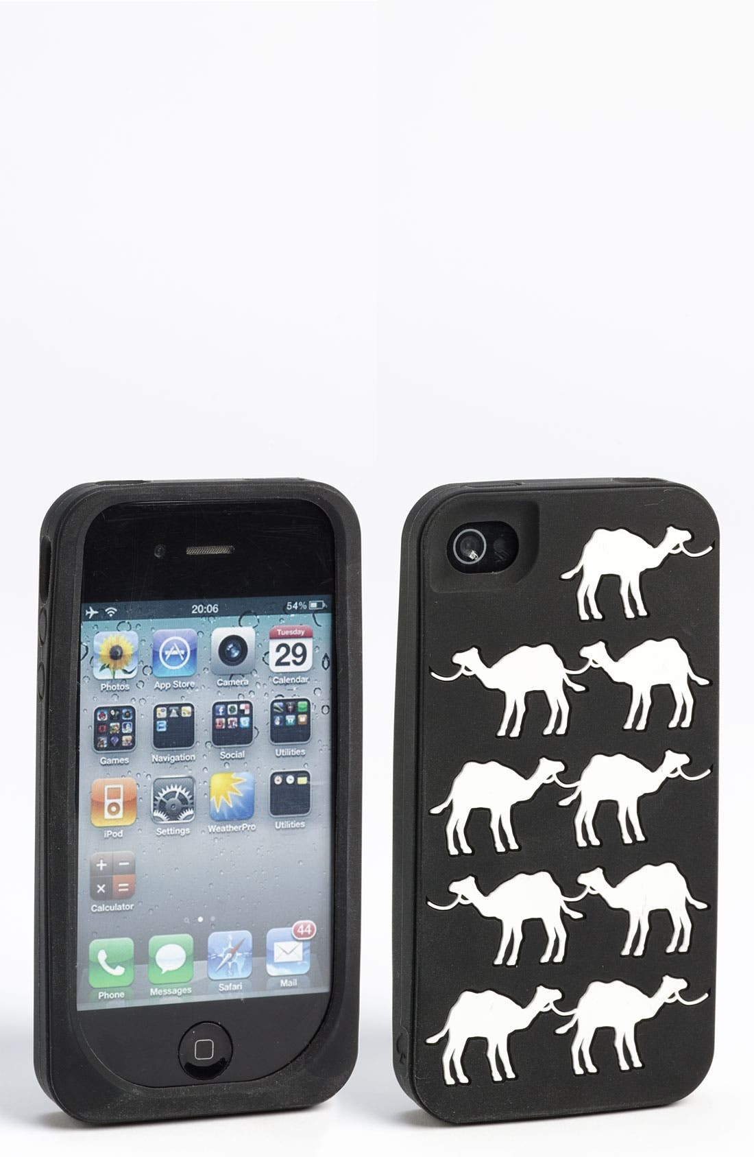 Alternate Image 1 Selected - kate spade new york 'camels' iPhone 4 & 4S case