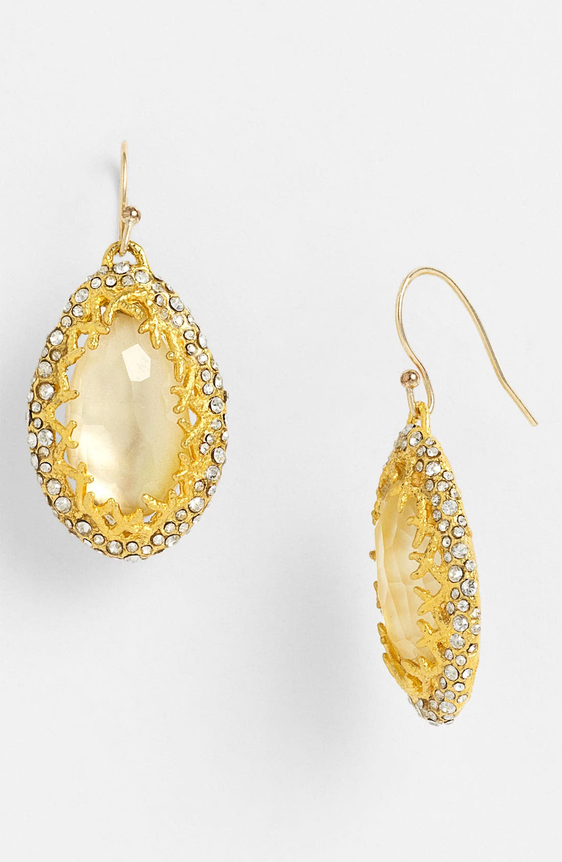 Main Image - Alexis Bittar 'Elements' Stone Drop Earrings (Nordstrom Exclusive)