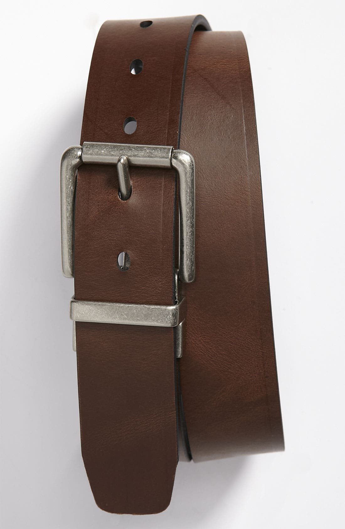 Alternate Image 2  - Fossil 'Ethan' Reversible Belt