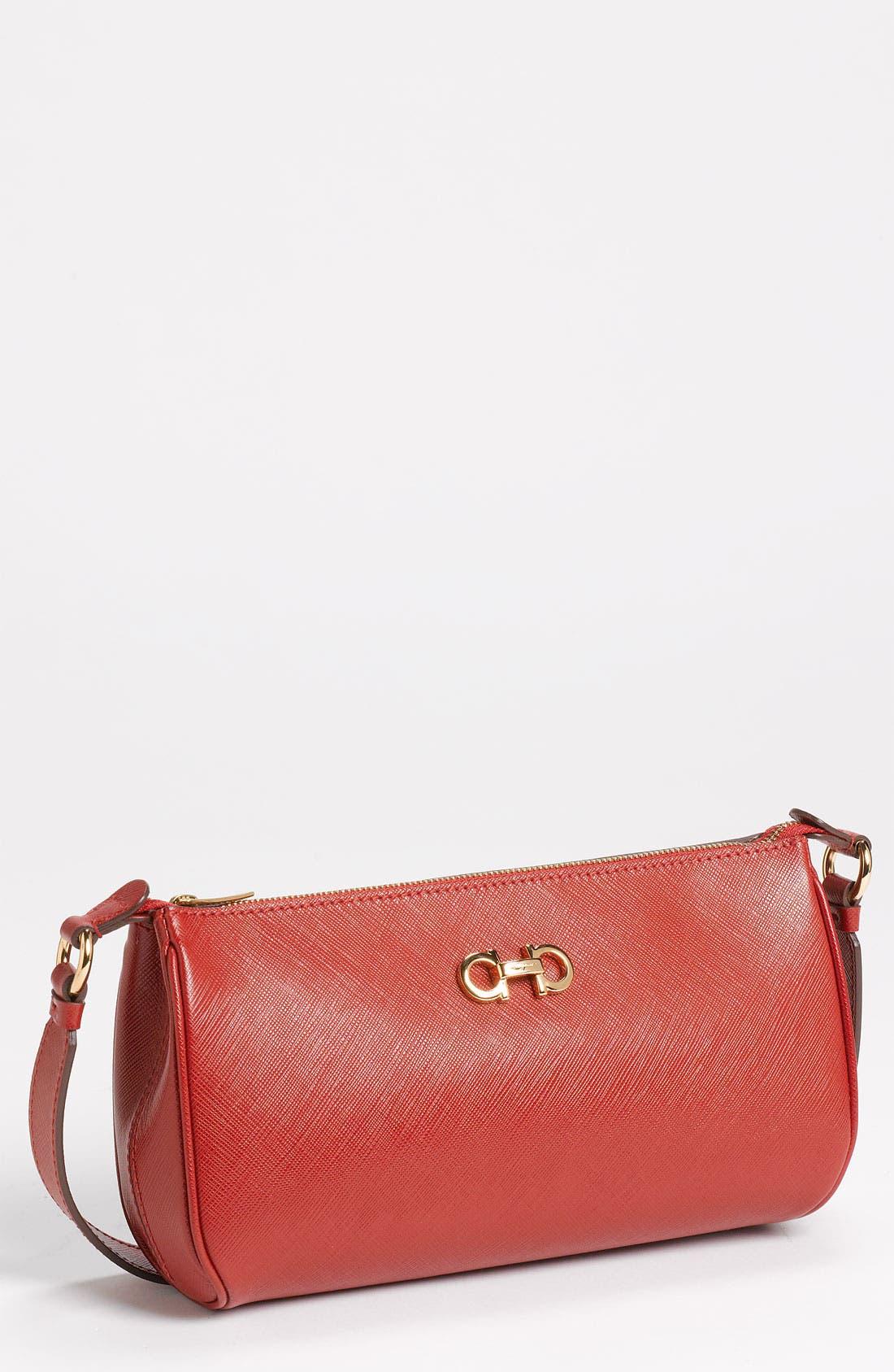 Alternate Image 1 Selected - Salvatore Ferragamo 'Icona Lisetta' Shoulder Bag