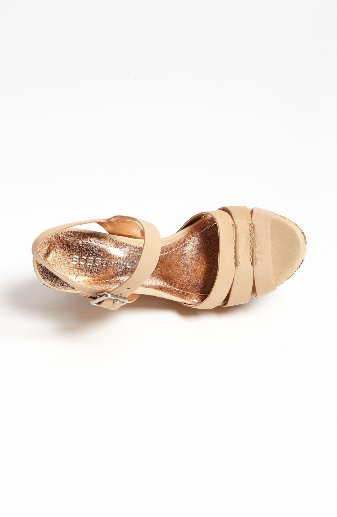 Alternate Image 3  - BCBGeneration 'Perrin' Sandal