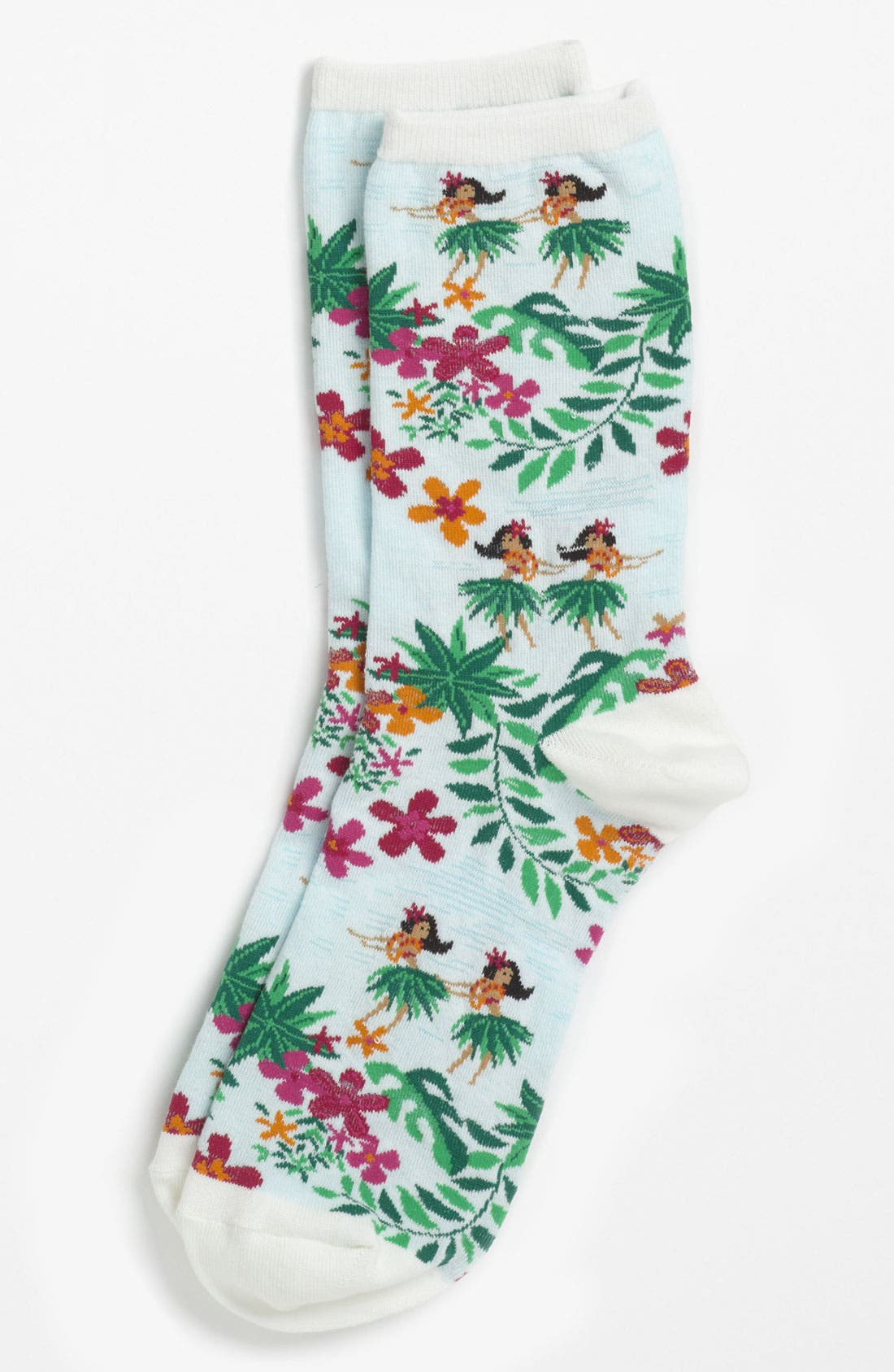 Main Image - Hot Sox 'Tropical' Socks