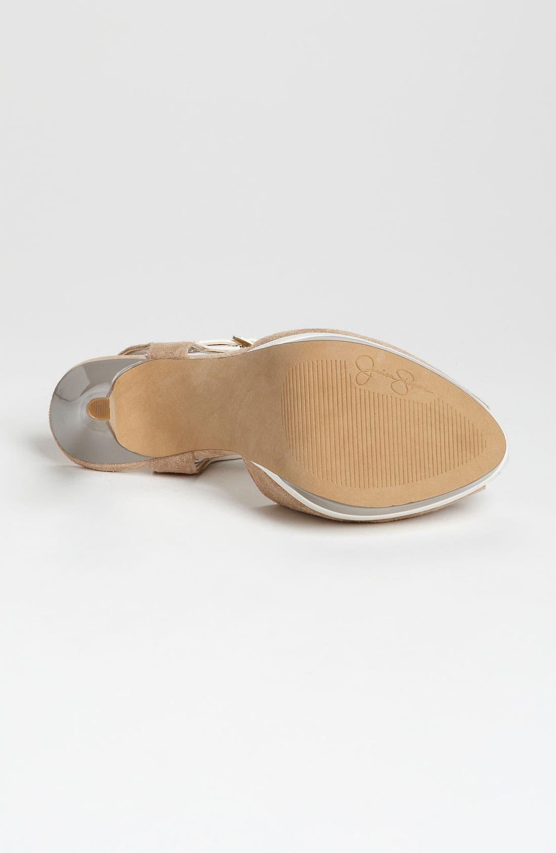 Alternate Image 4  - Jessica Simpson 'Emmali' Sandal