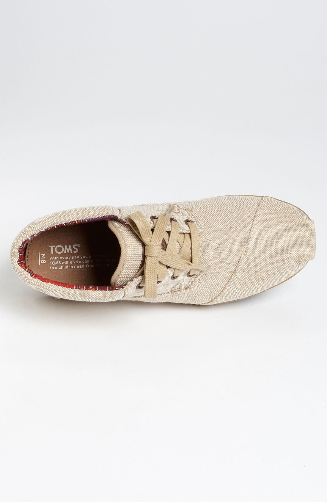 Alternate Image 3  - TOMS 'Botas - Highlands' Chukka Boot (Men)