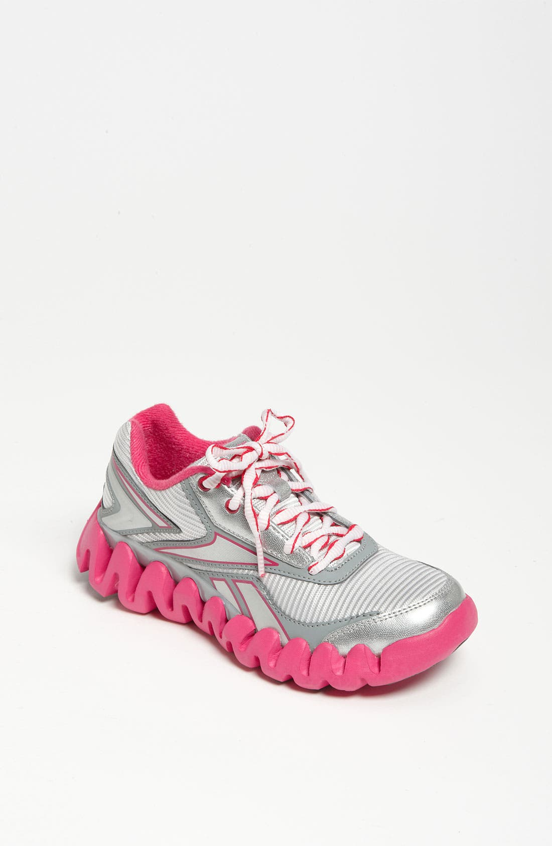 Alternate Image 1 Selected - Reebok 'ZigActivate' Running Shoe (Little Kid & Big Kid)