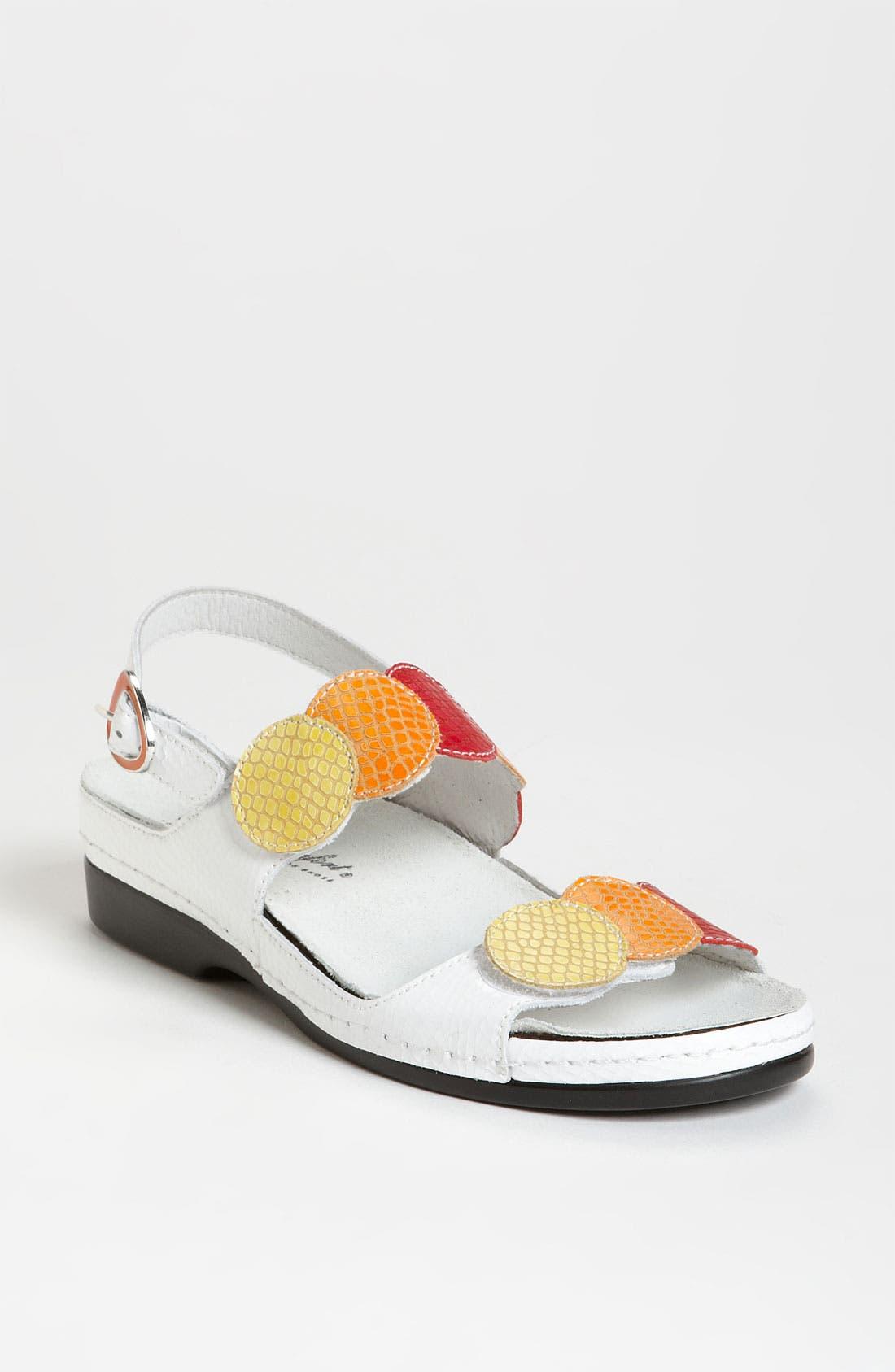 Alternate Image 1 Selected - Helle Comfort 'Tula' Sandal